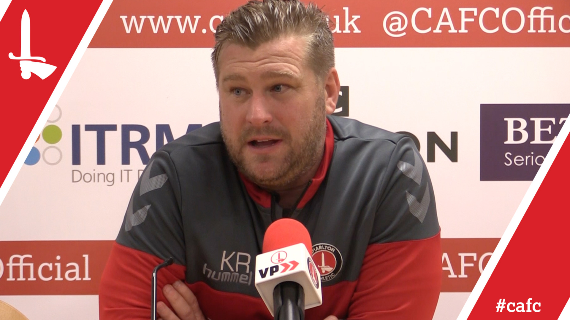 REACTION | Karl reflects on Portsmouth Checkatrade Trophy defeat