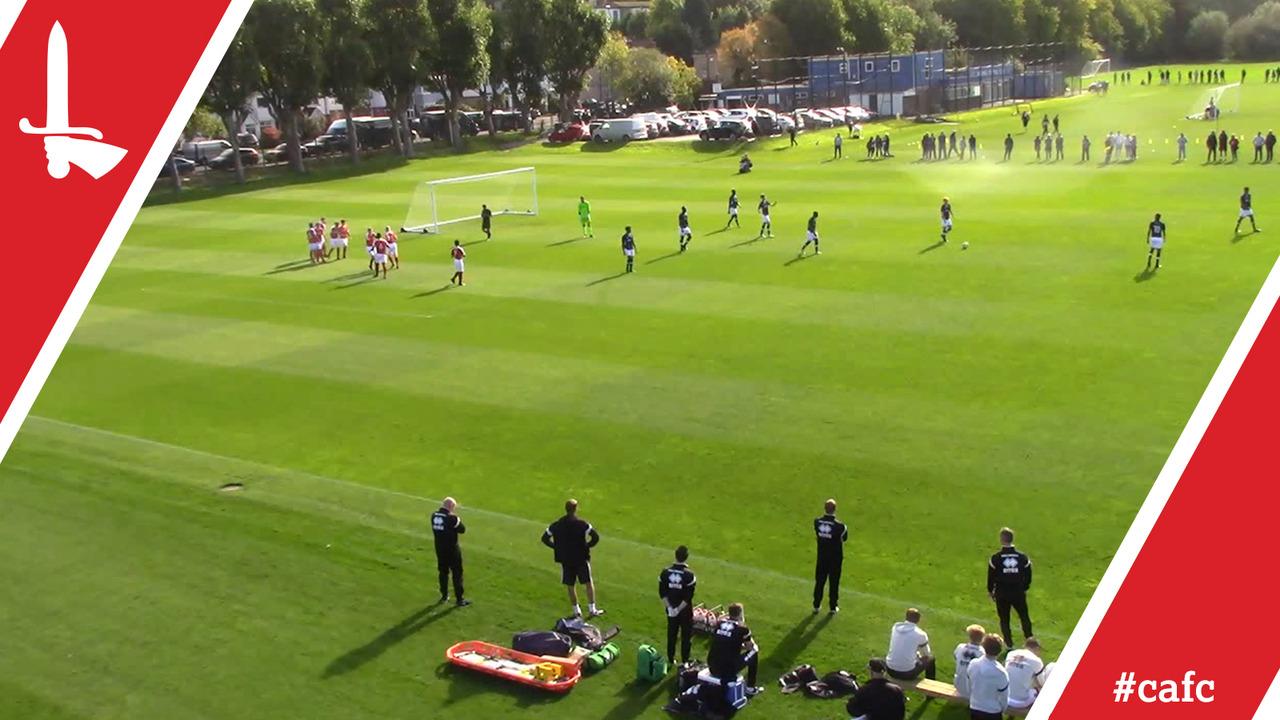 U18 HIGHLIGHTS | Millwall 2 Charlton 3