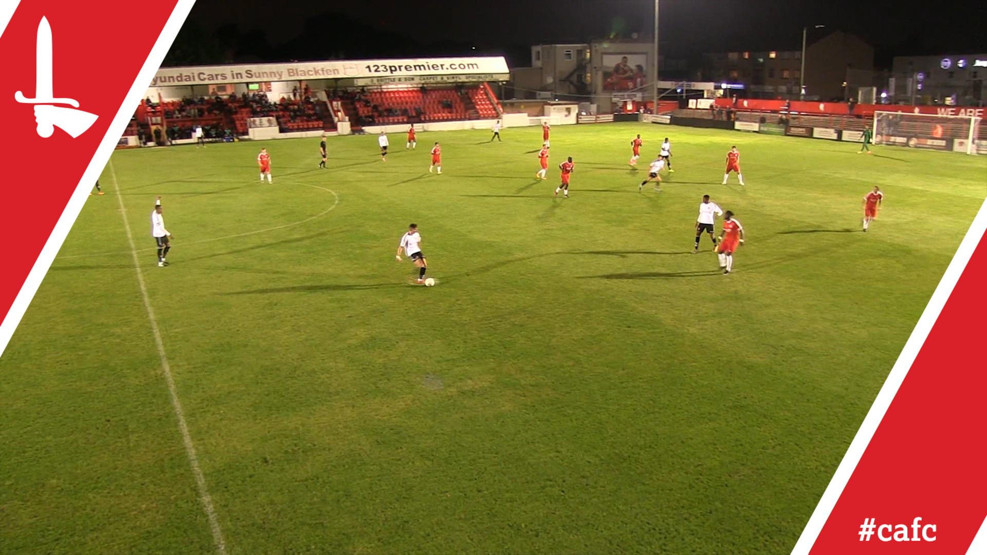U23 HIGHLIGHTS | Welling United 0 Charlton 1 (Kent Senior Cup)