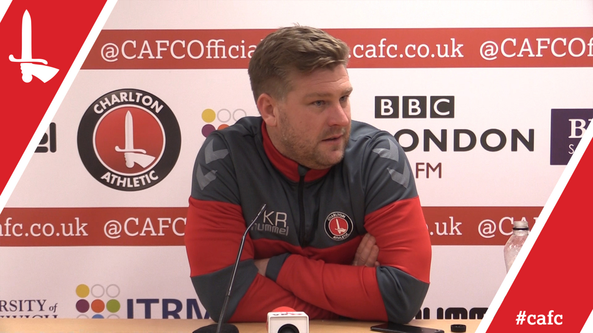 REACTION | Karl Robinson reflects on Checkatrade exit