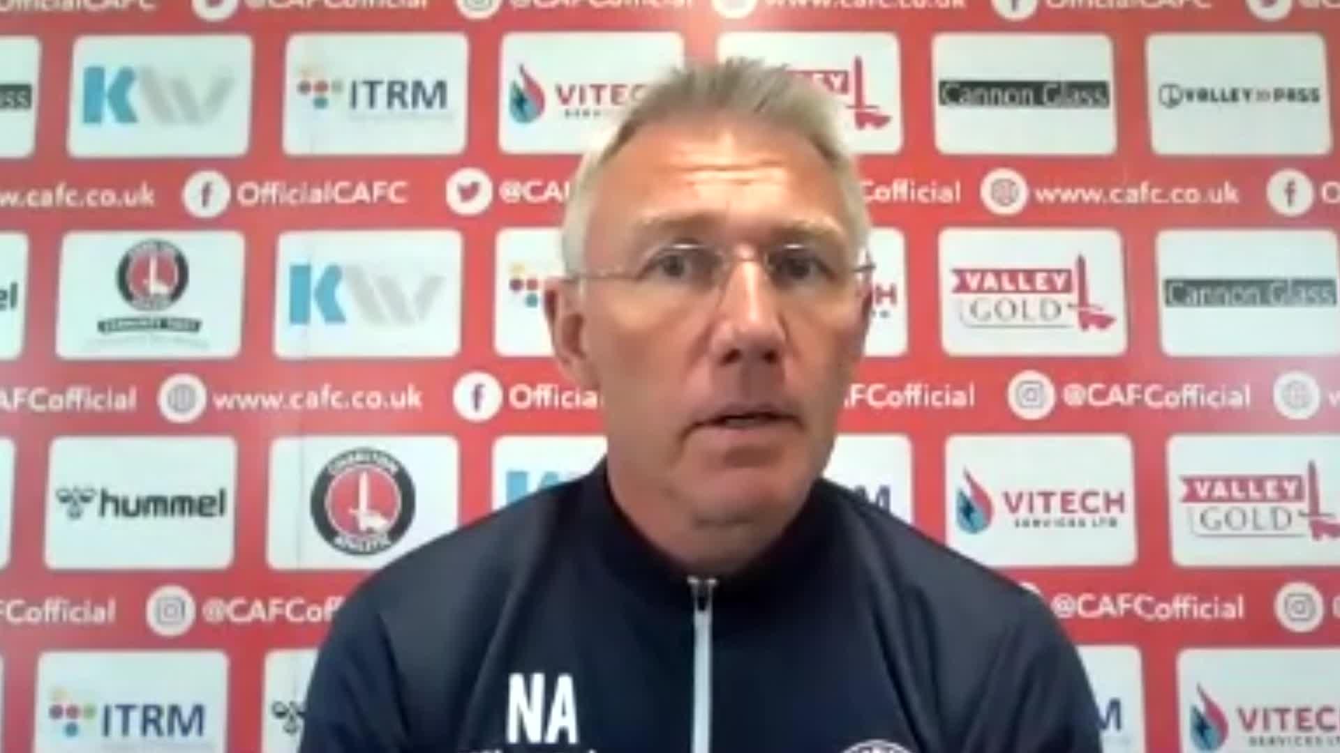 PRE MATCH | Nigel Adkins' pre-Peterborough press conference (April 2021)