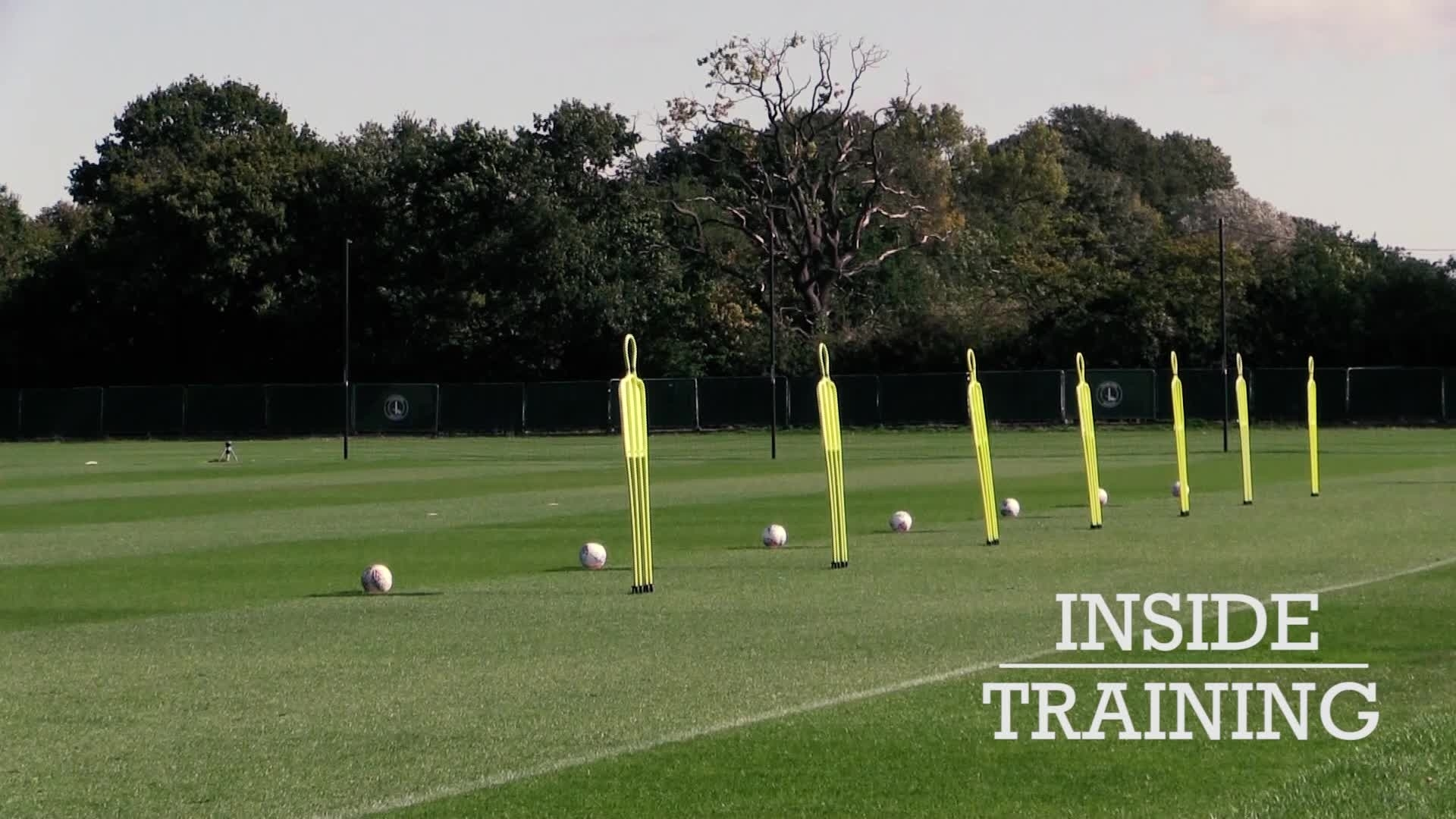 INSIDE TRAINING | Leeds United