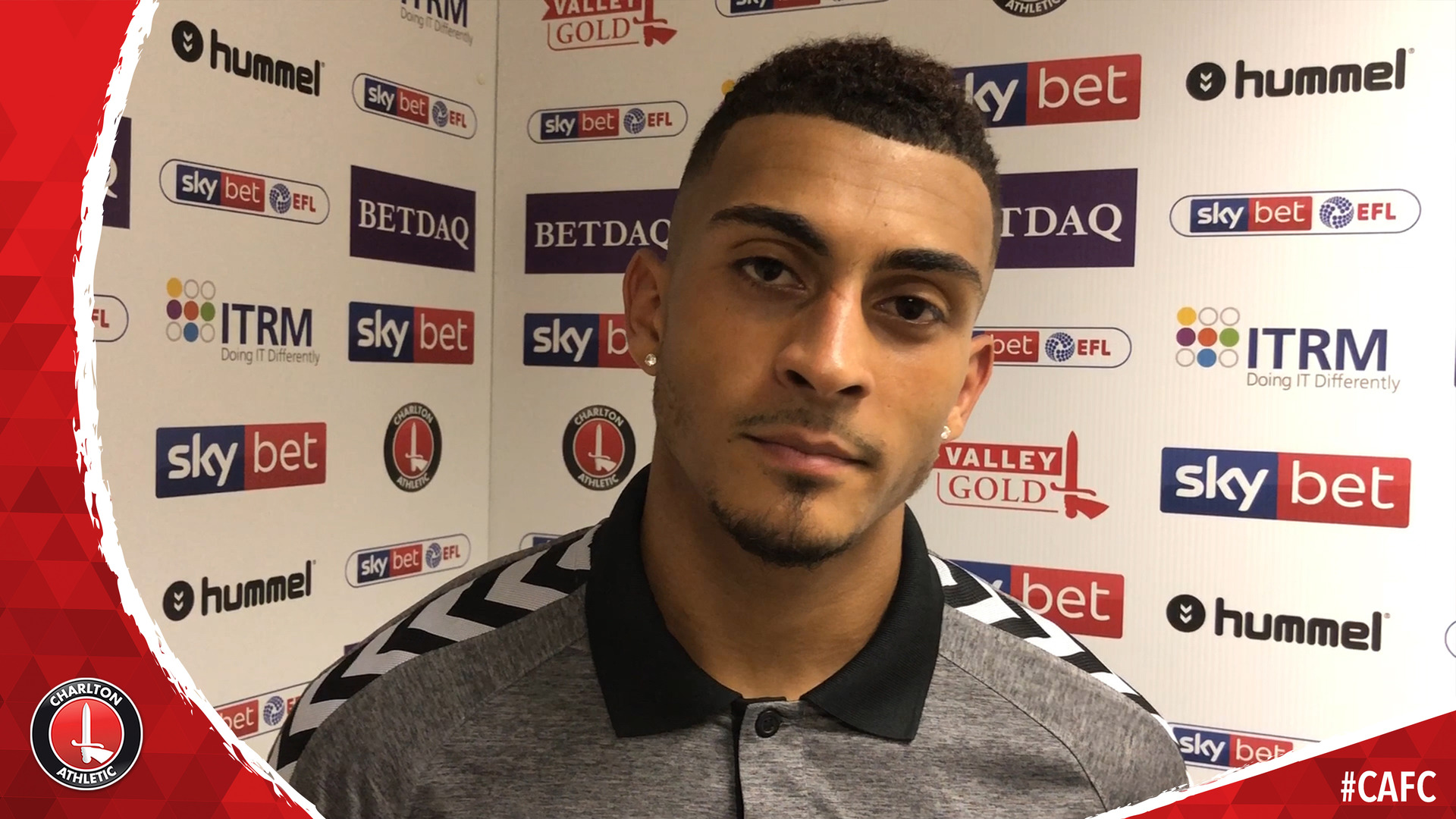 REACTION   Karlan Grant pleased with Shrewsbury victory (Aug 2018)