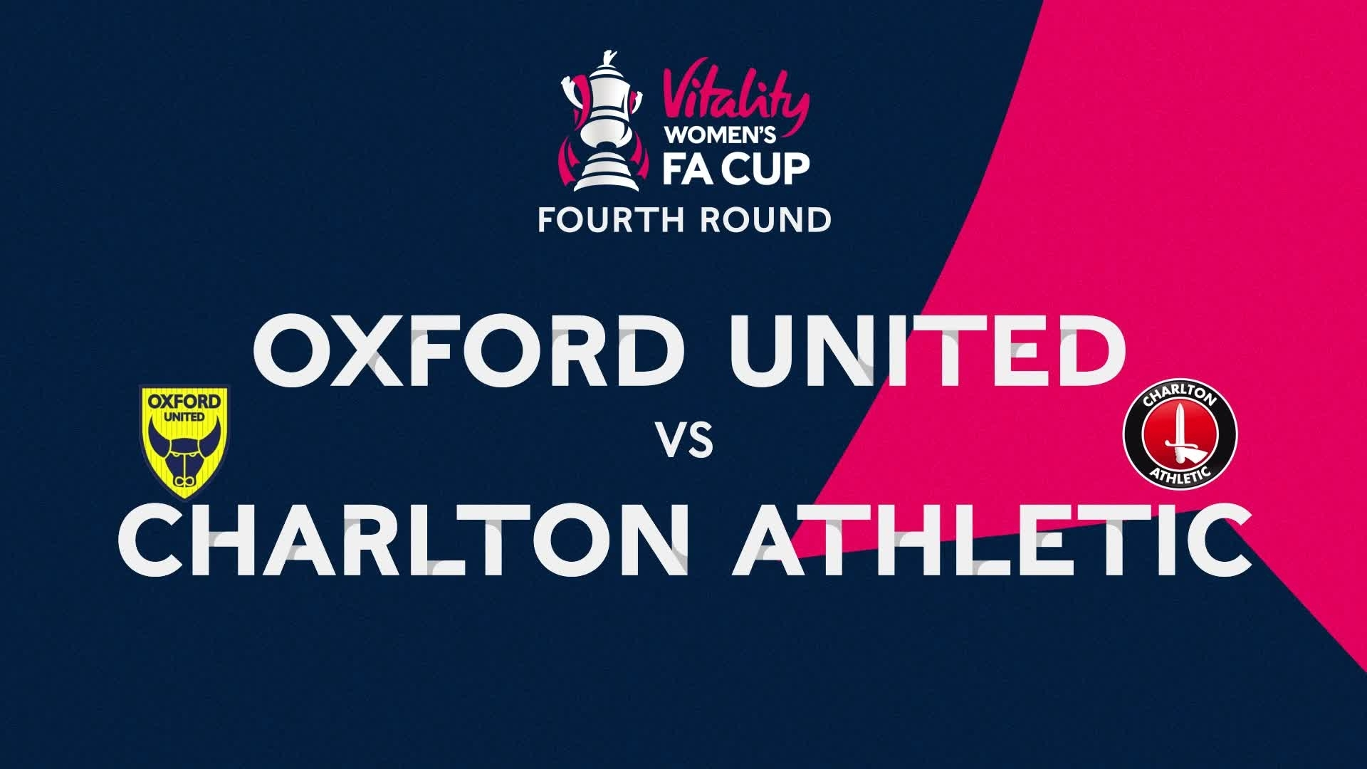 WOMEN'S TEAM | Oxford United 1 Charlton 2 (April 2021)