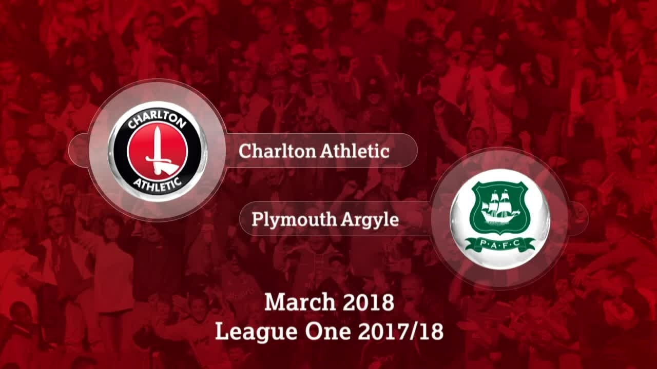GOALS | Charlton 2 Plymouth 0 (Mar 2018)