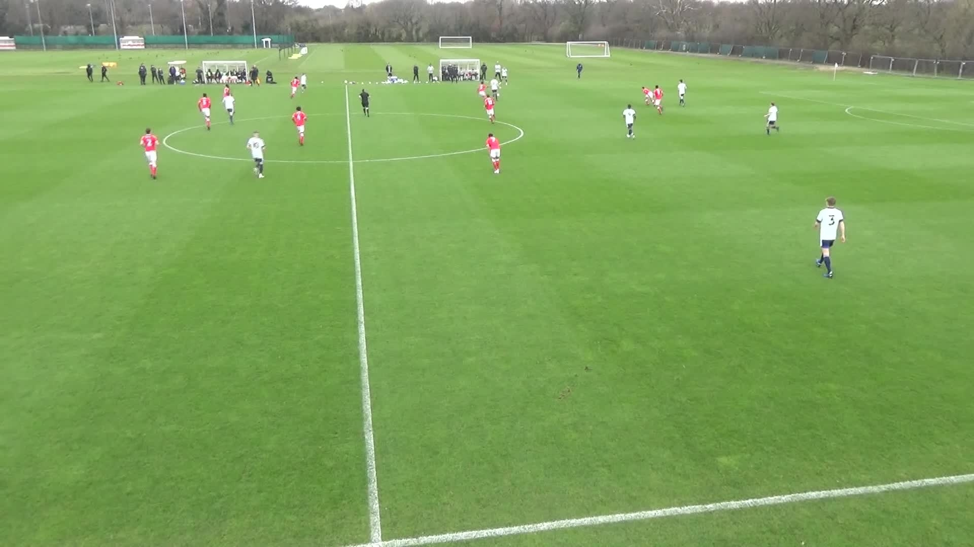 U18 Highlights | Charlton 2 Cardiff City 1 (March 2021)