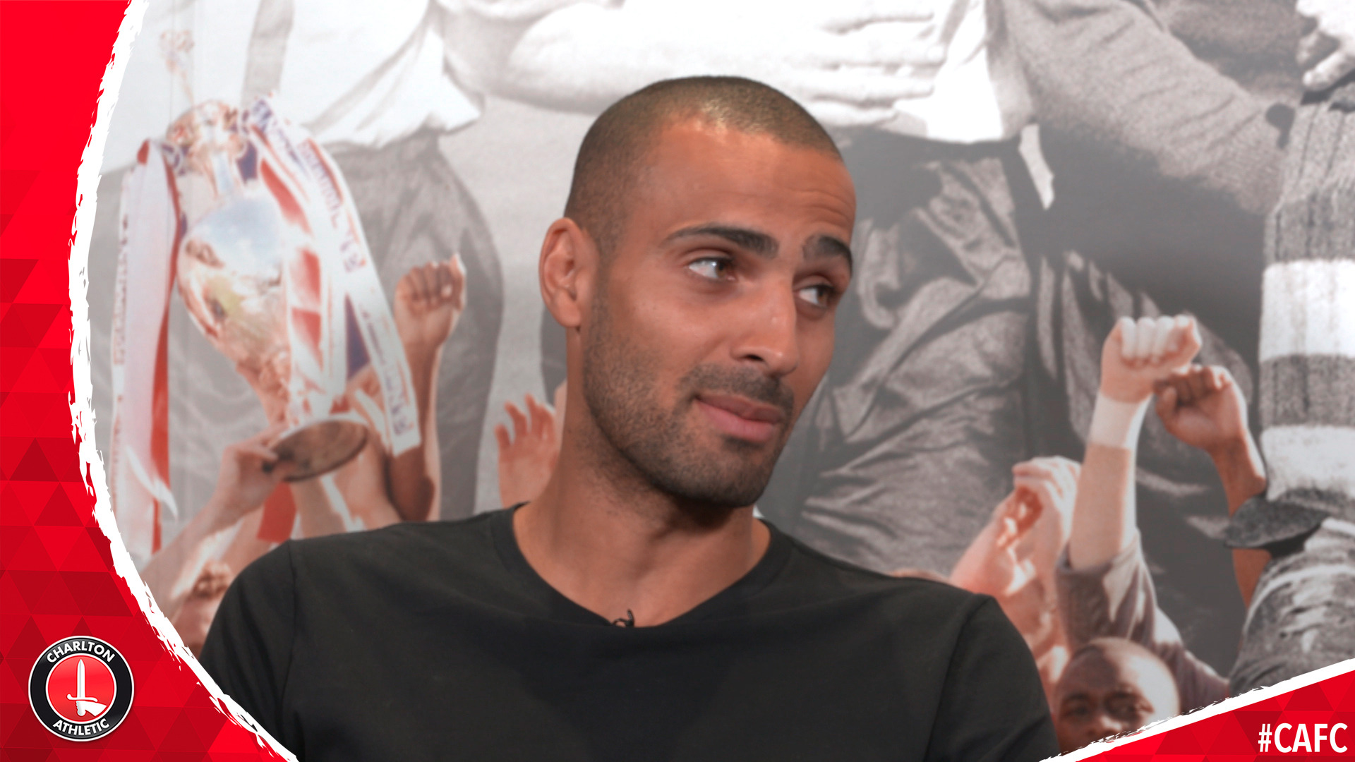 FIRST INTERVIEW | Darren Pratley signs for Charlton