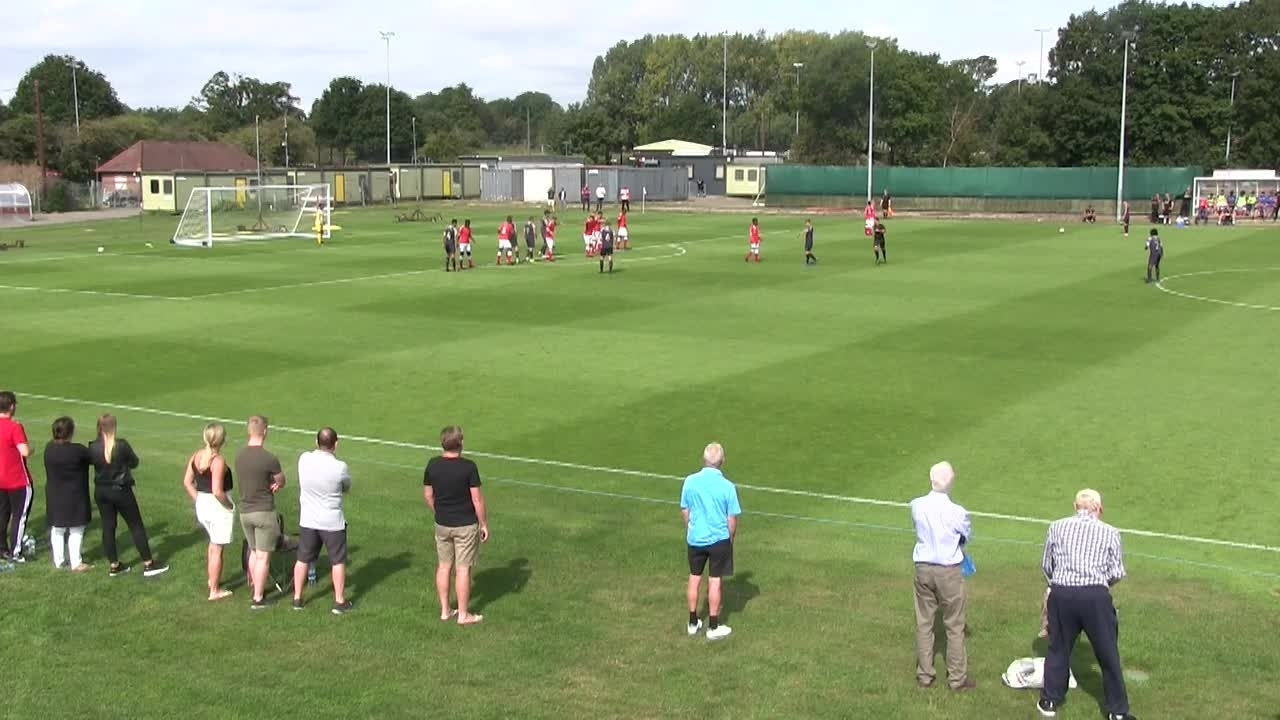 U18 HIGHLIGHTS | Charlton 1 Barnsley 1 (August 2019)