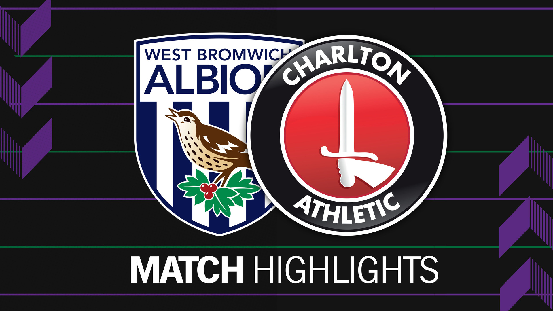 15 HIGHLIGHTS | West Bromwich Albion 2 Charlton 2 (October 2019)