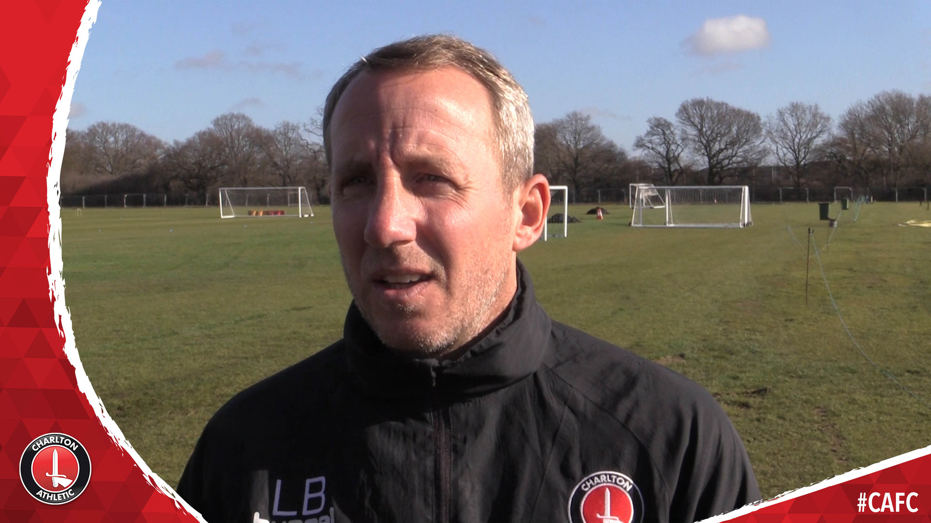 Lee Bowyer on George Lapslie signing his new Charlton contract
