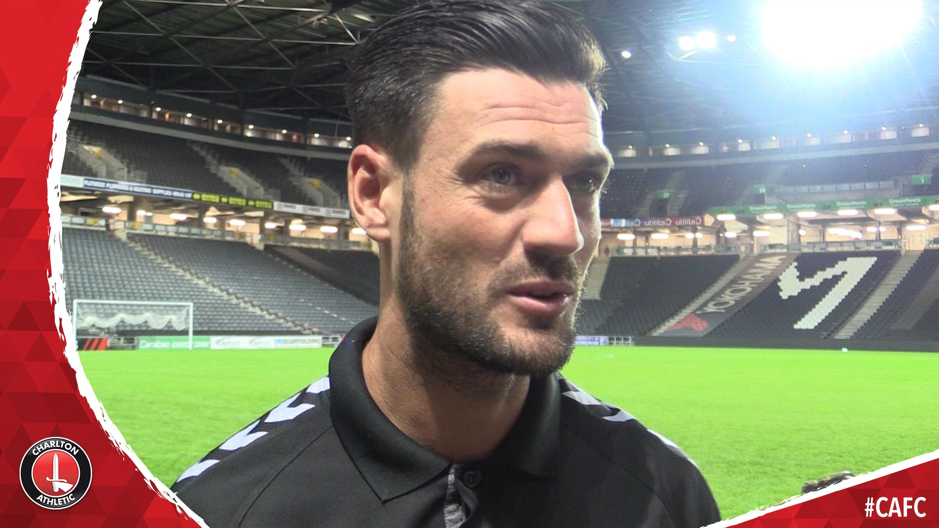 Johnnie Jackson assesses Charlton's Carabao Cup defeat at MK Dons