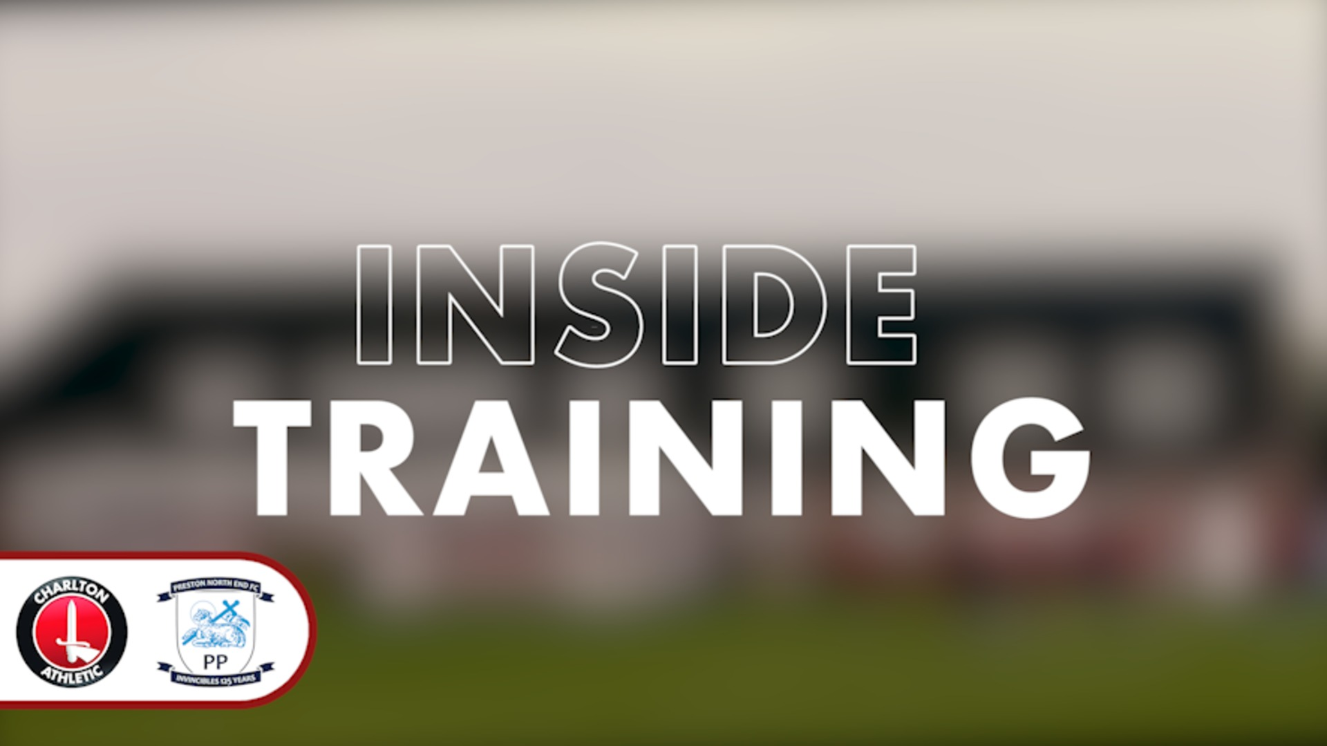 INSIDE TRAINING | Preston North End