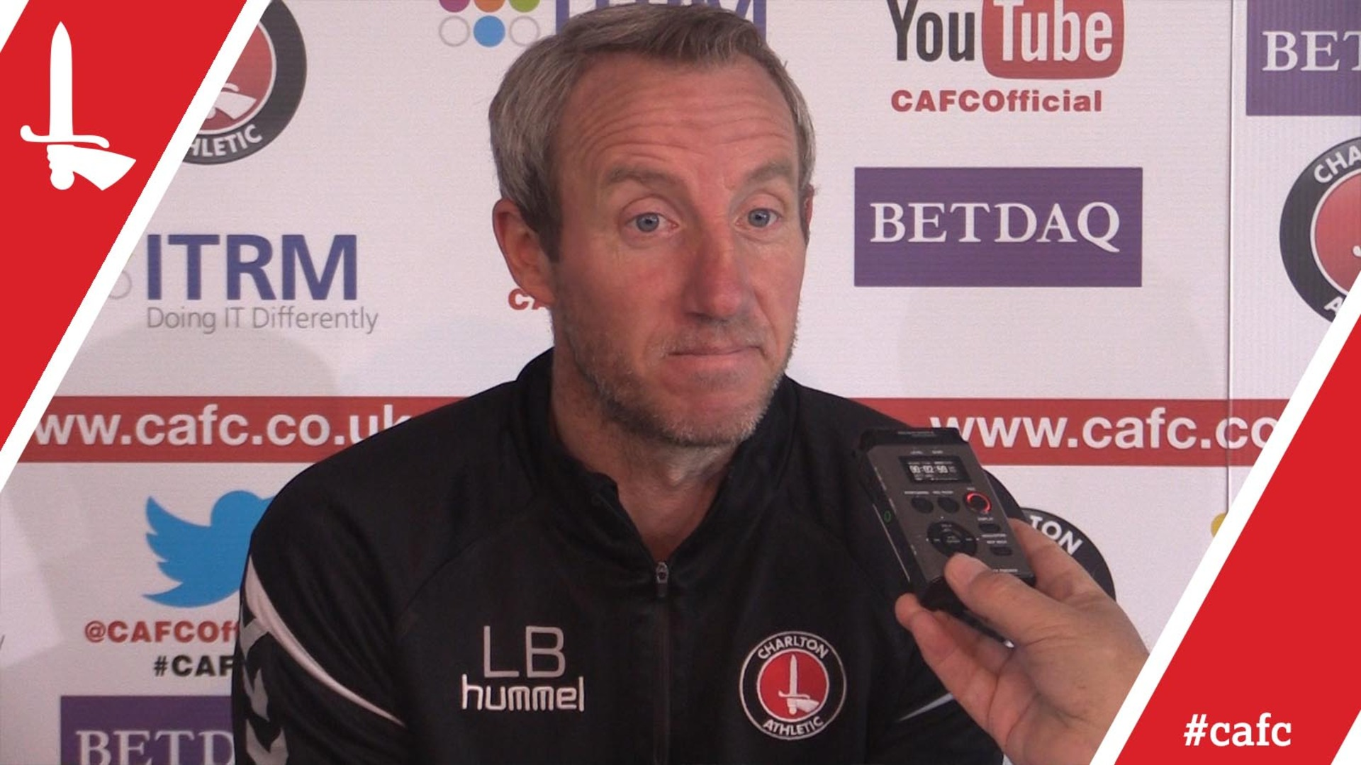 Lee Bowyer's pre-Bristol Rovers press conference (Apr 2018)