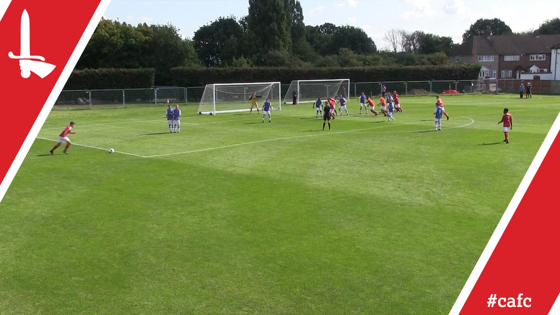 U18 HIGHLIGHTS | Charlton 5 Sheffield Wednesday 5