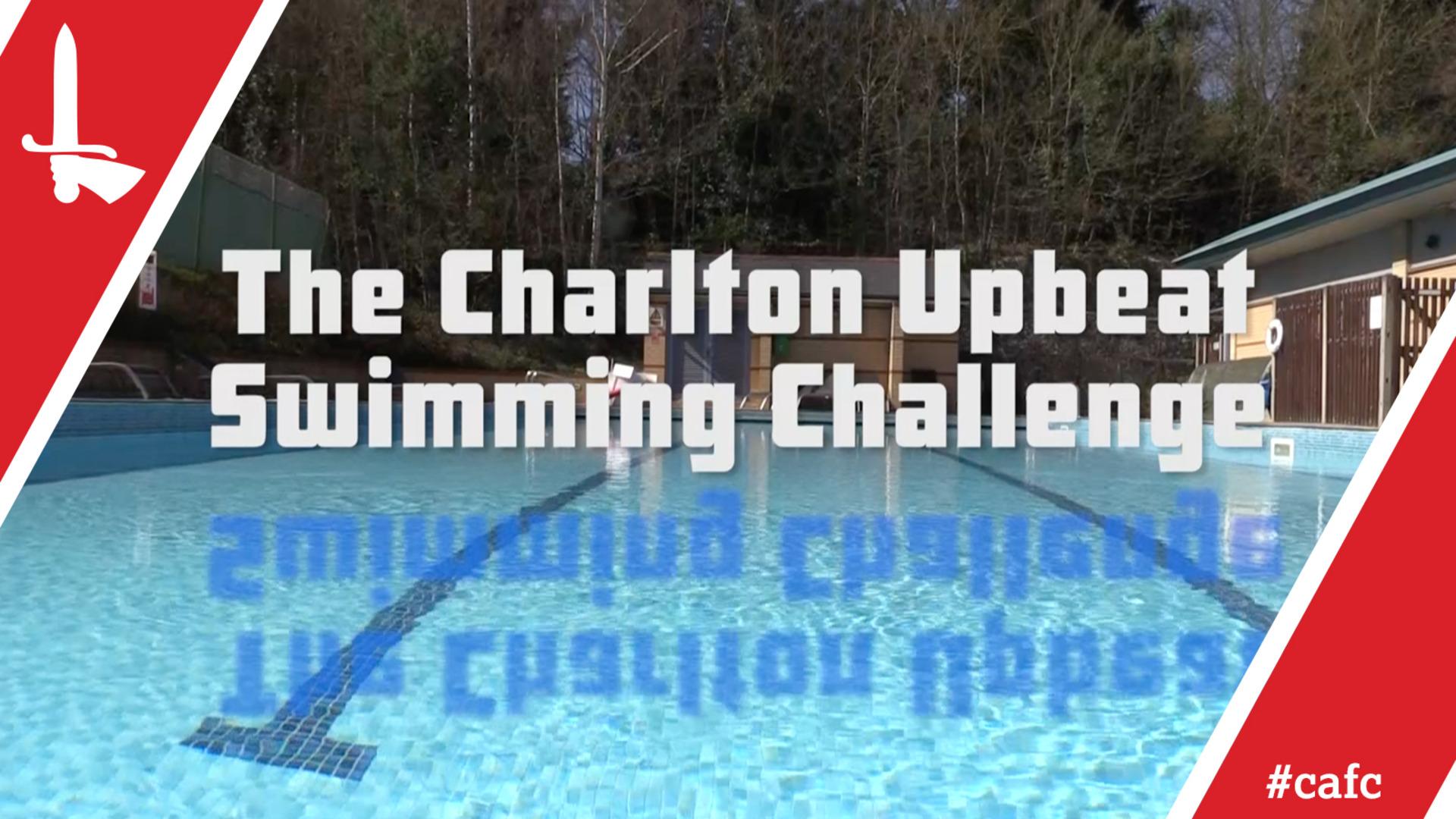 Charlton Upbeats Swimming Challenge