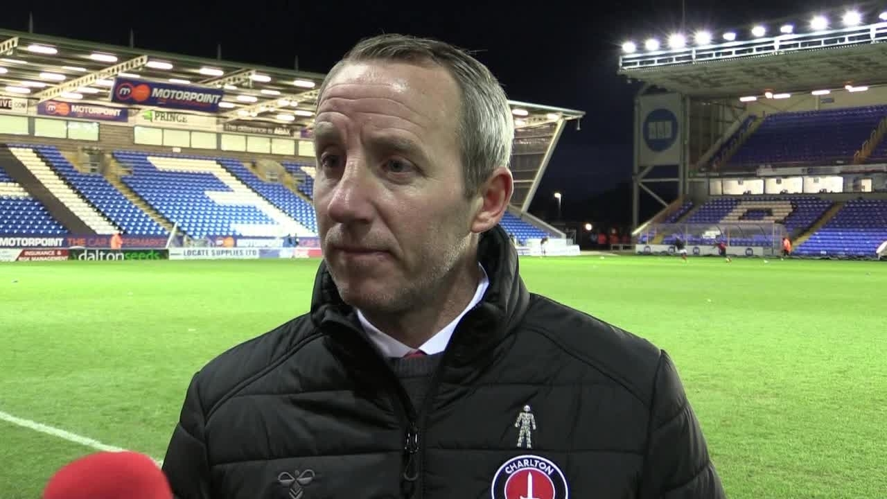Bowyer on Peterborough draw, striker search and Karlan Grant (Jan 2019)