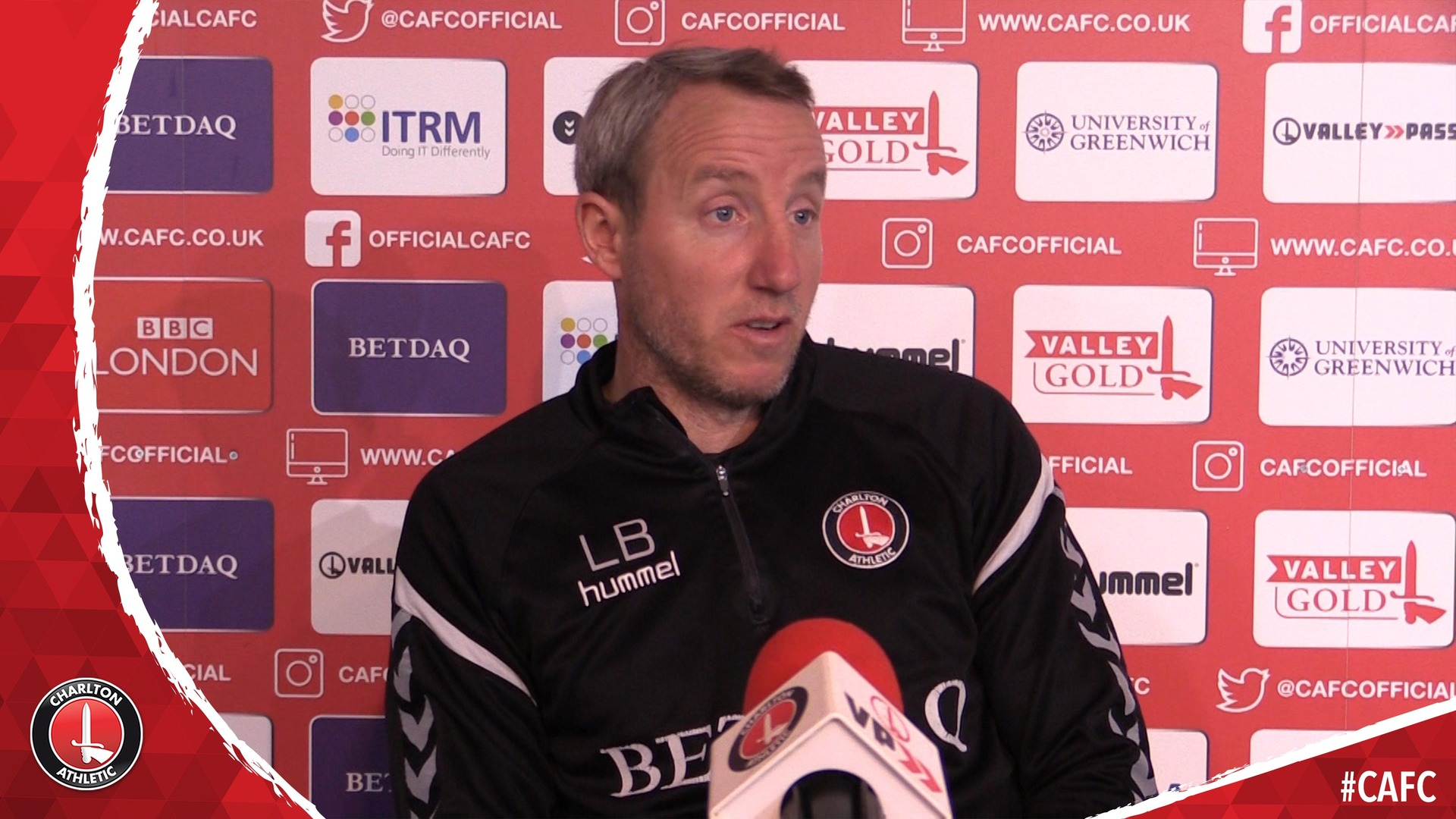 Lee Bowyer's pre-AFC Wimbledon press conference (February 2019)