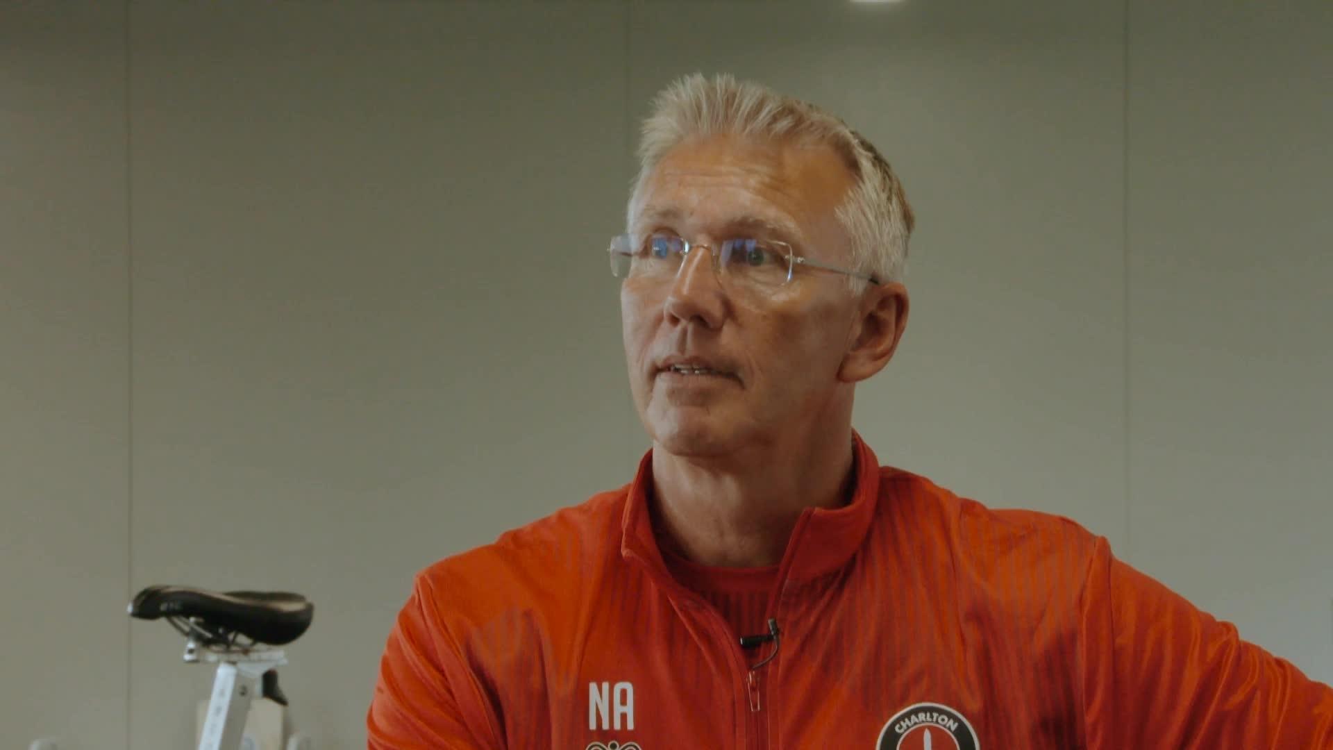 Nigel Adkins previews Celtic pre-season game