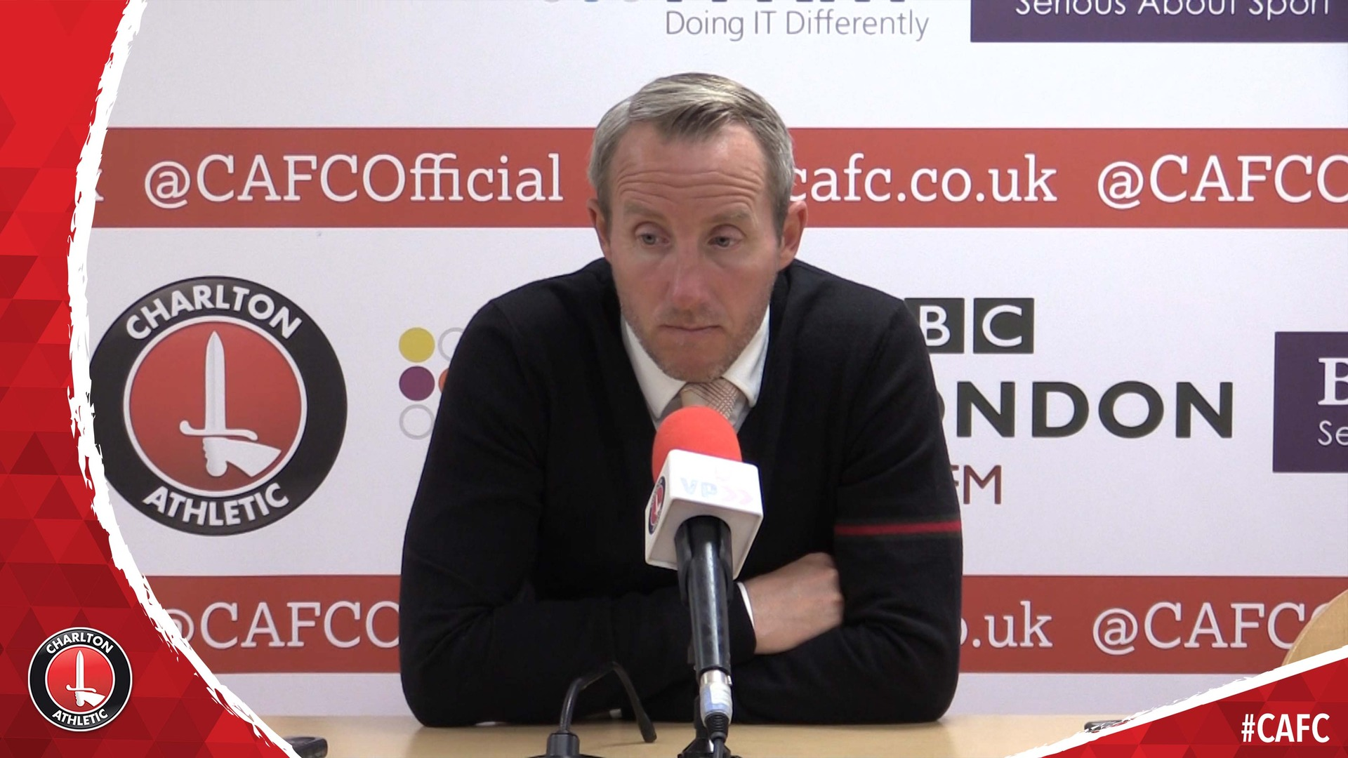Lee Bowyer assesses Charlton's draw with Oxford United (October 2018)