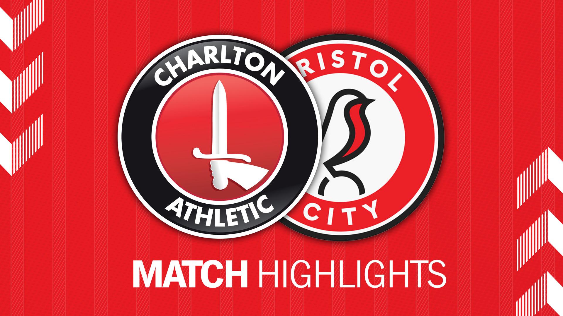 24 HIGHLIGHTS | Charlton 3 Bristol City 2 (December 2019)