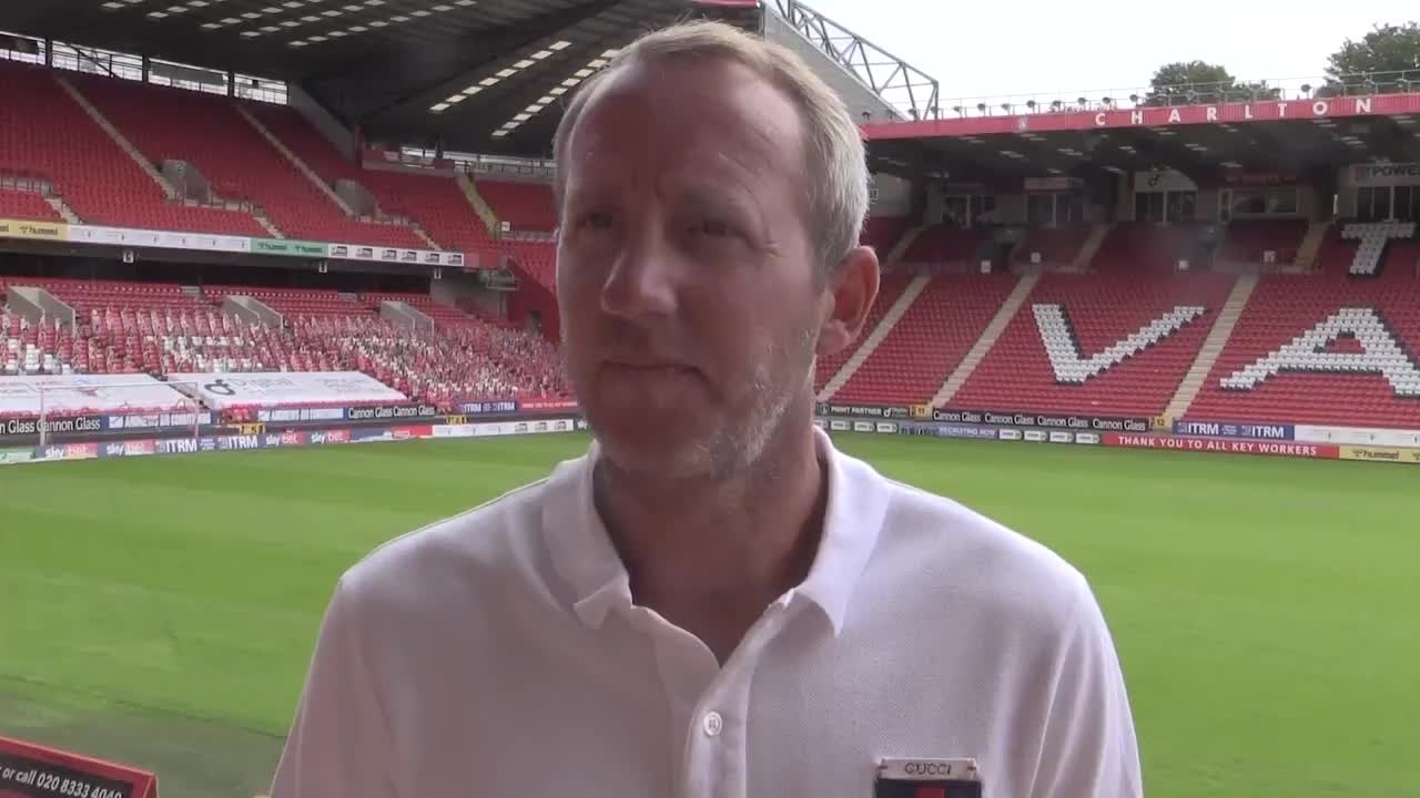 Lee Bowyer on Ben Amos extending his contract at the club (August 2020)