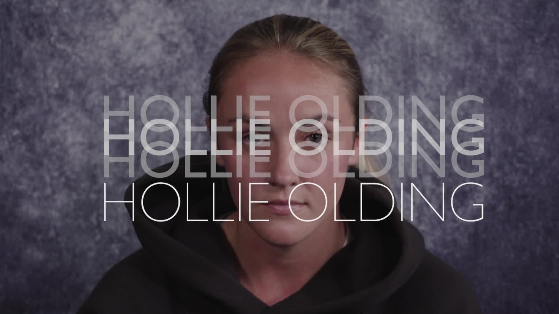 Hollie Olding: My Story