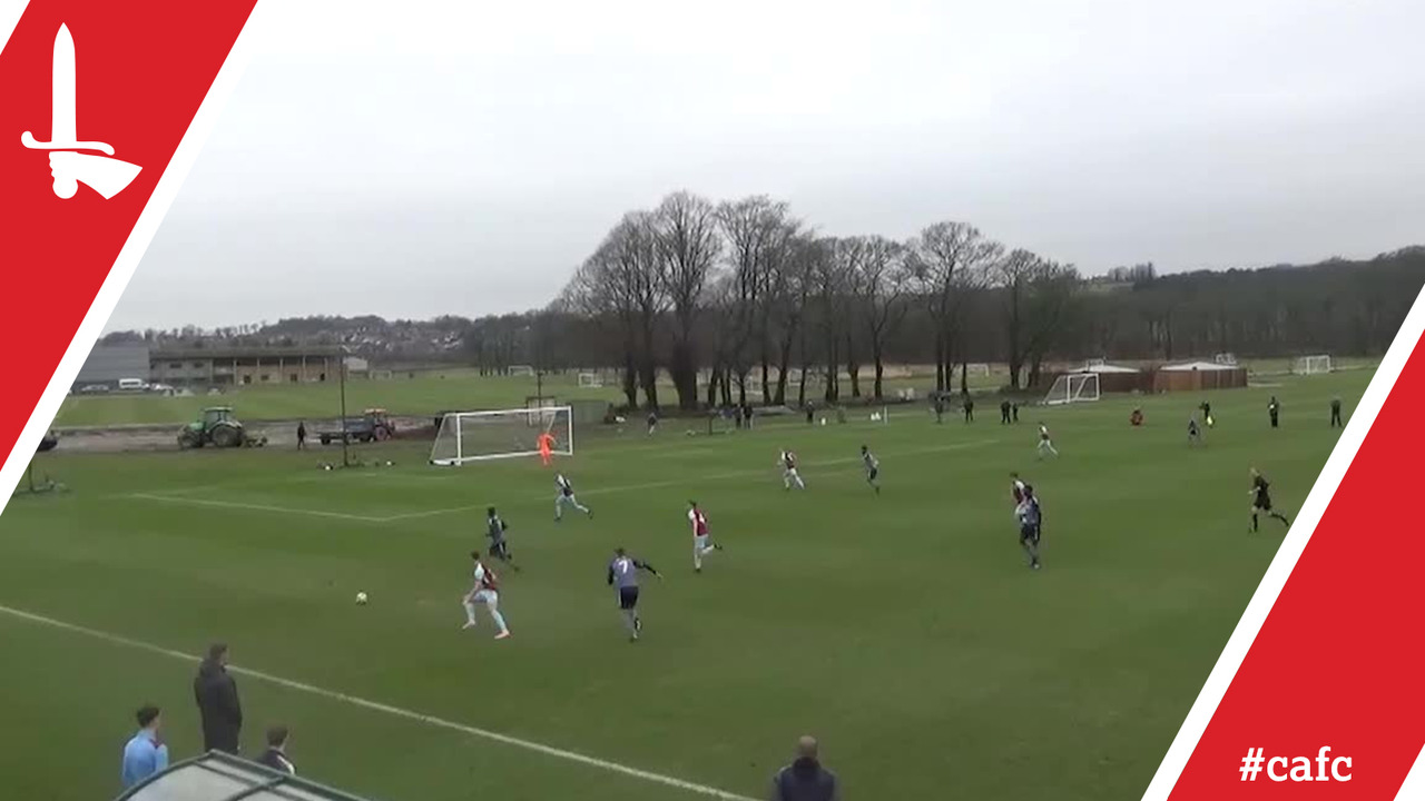 U18 HIGHLIGHTS | Burnley 1 Charlton 1 (March 2018)