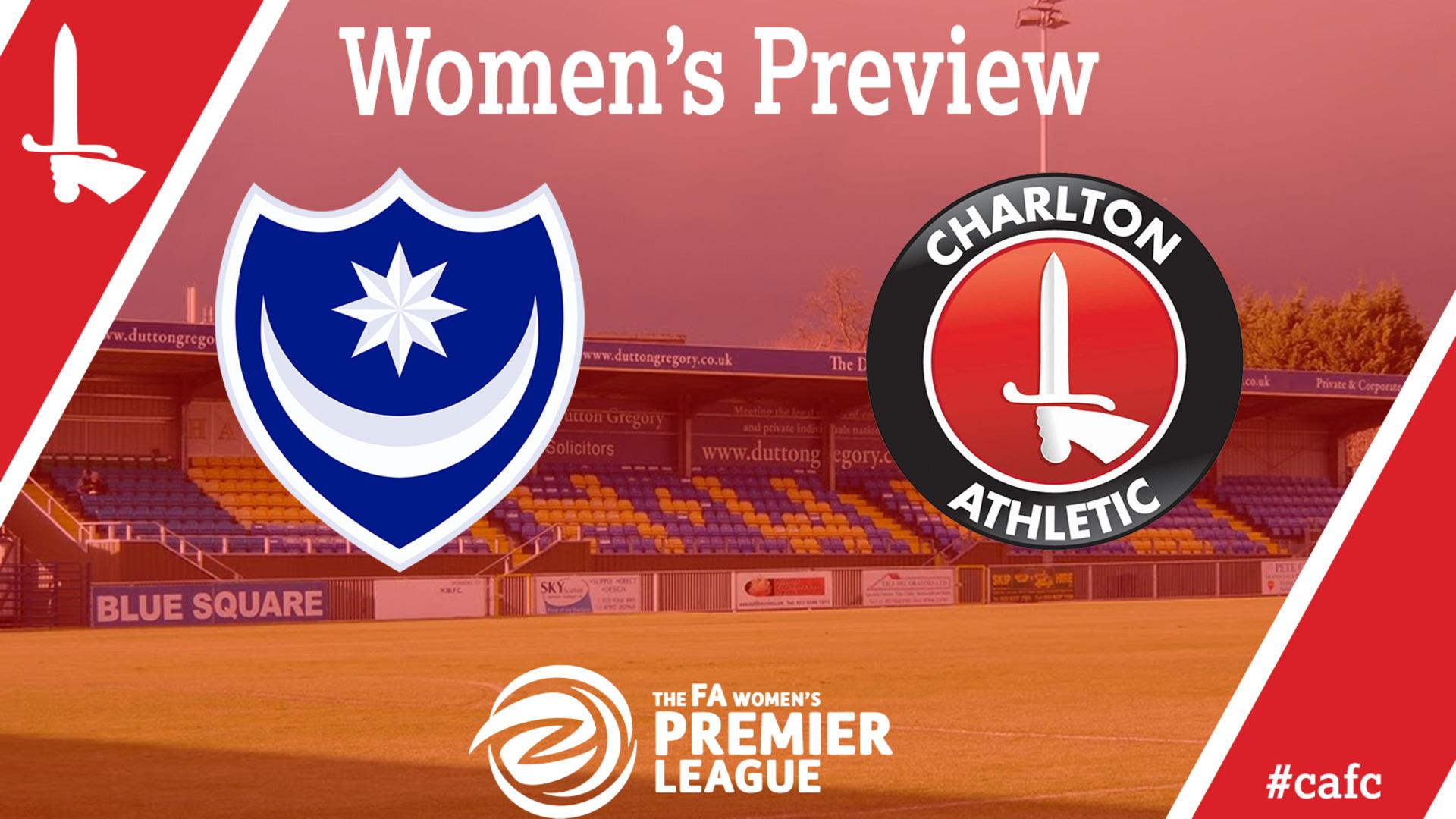 WOMEN'S PREVIEW | Portsmouth Ladies vs Charlton Women