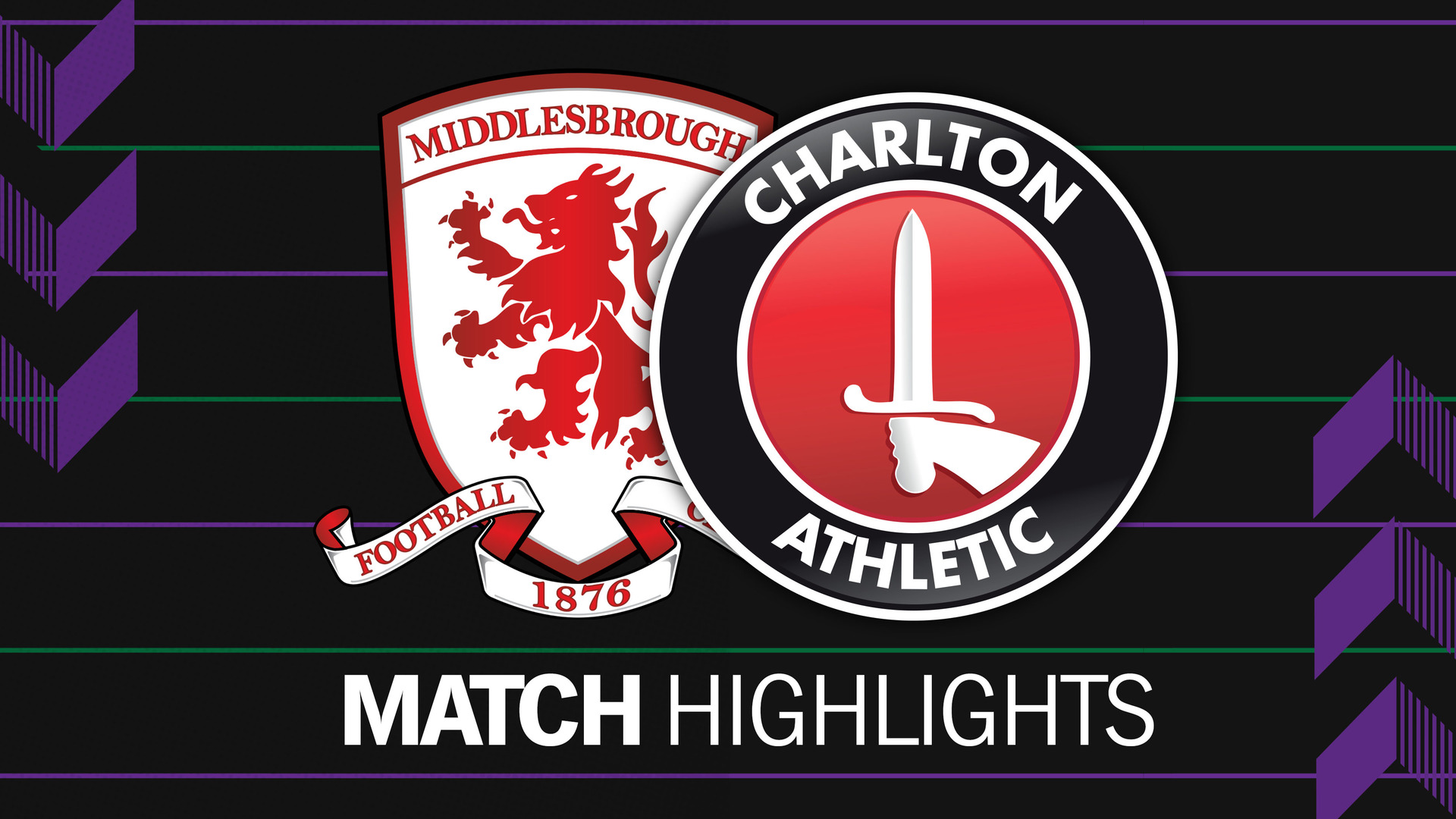 HIGHLIGHTS | Middlesbrough 1 Charlton 0 (December 2019)