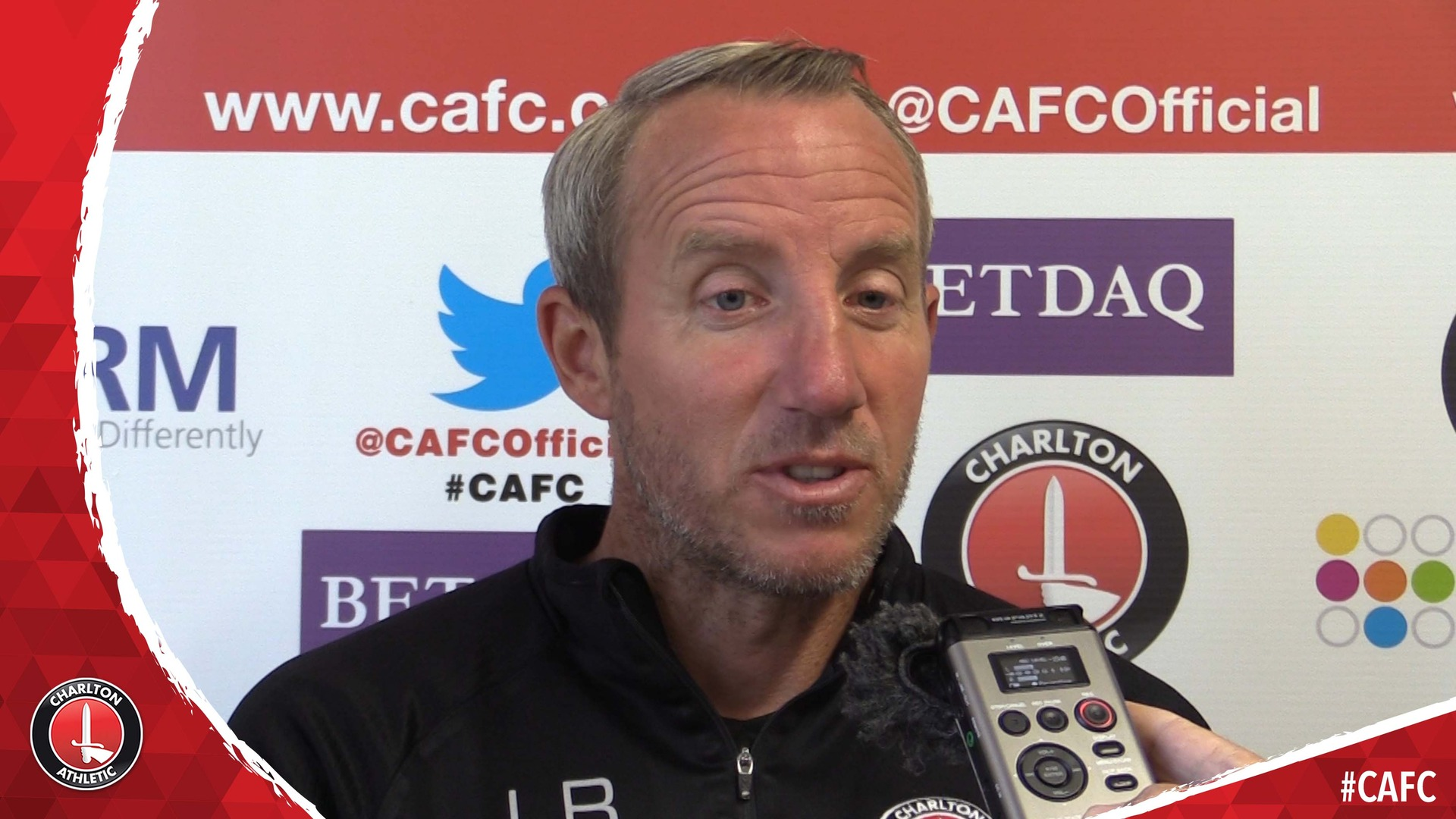 Lee Bowyer's pre-Bradford City press conference (Sept 2018)
