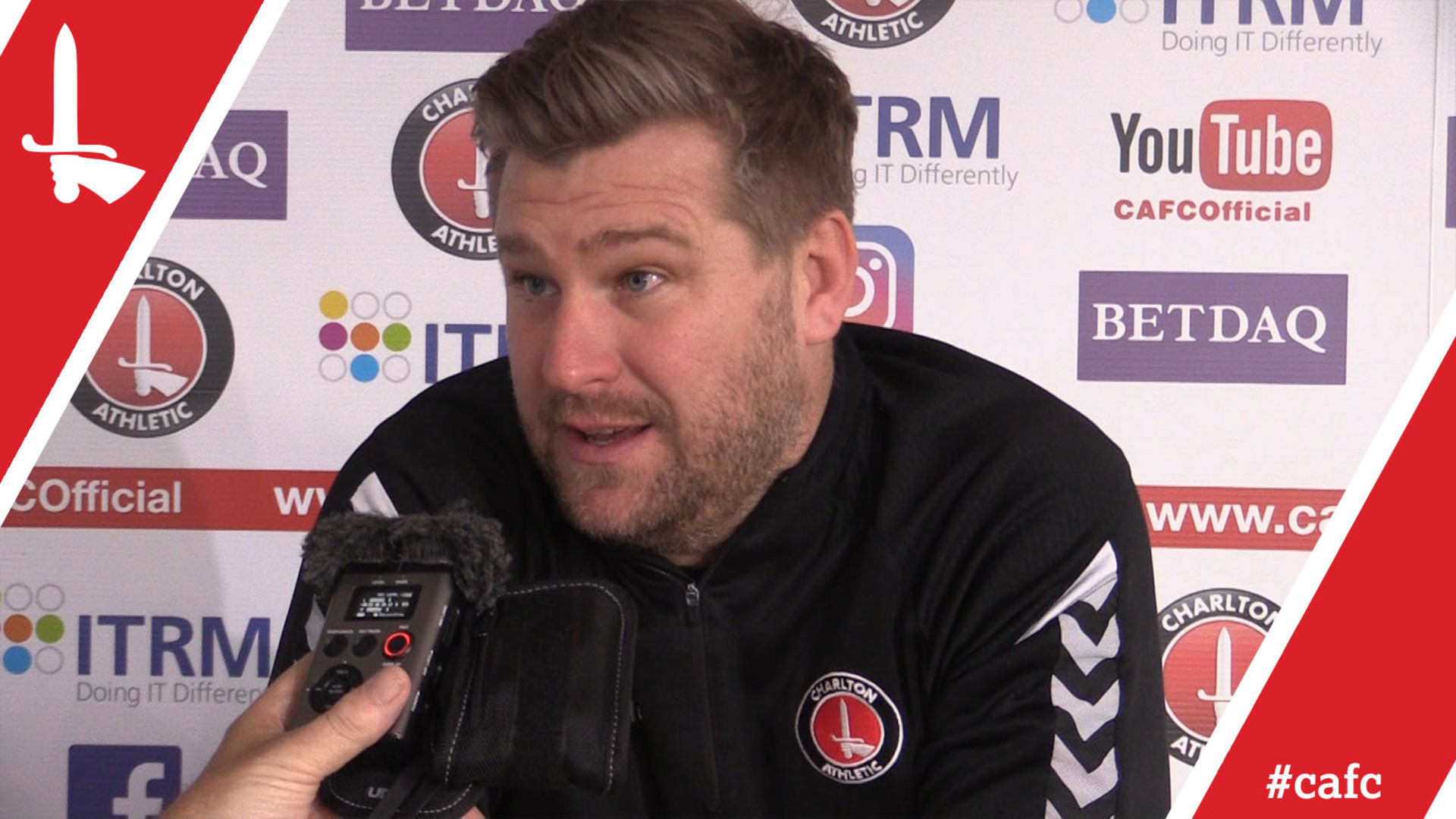 Karl Robinson's pre-Blackpool press conference