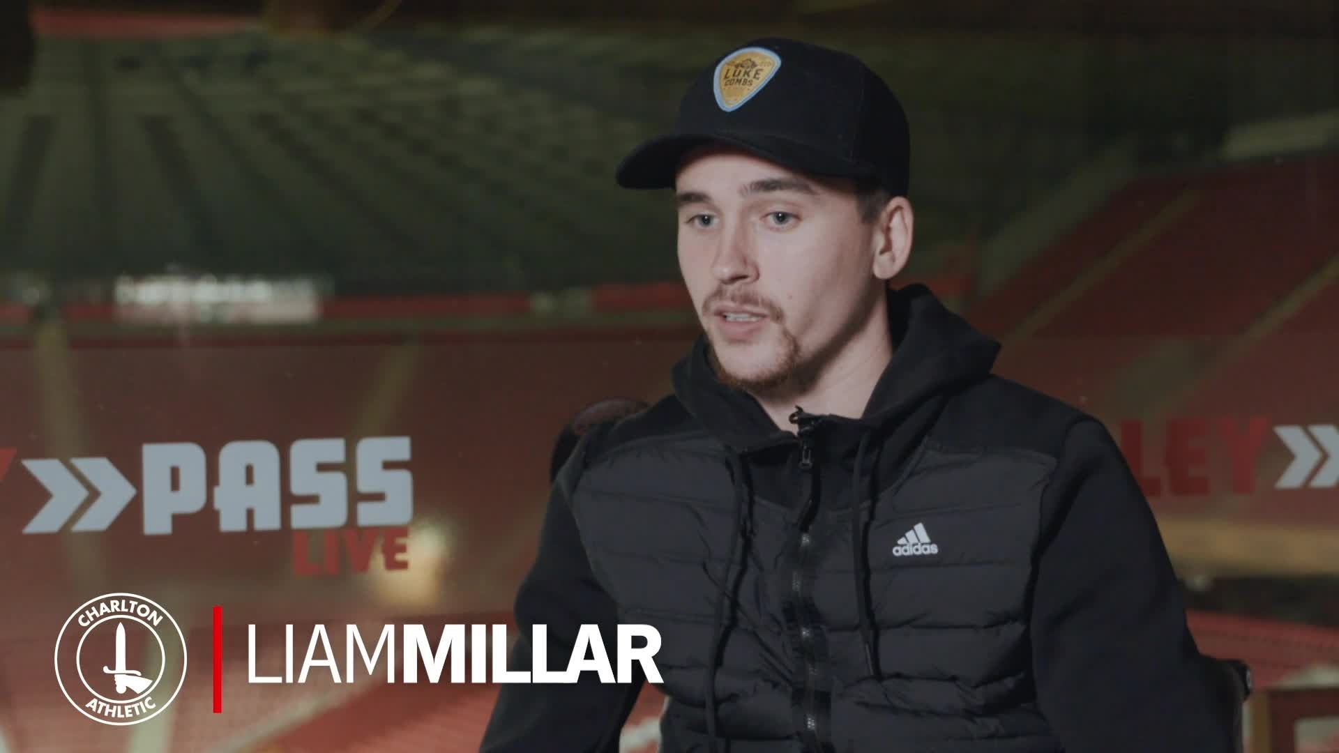 Preview | Liam Millar's first Charlton interview (January 2021)