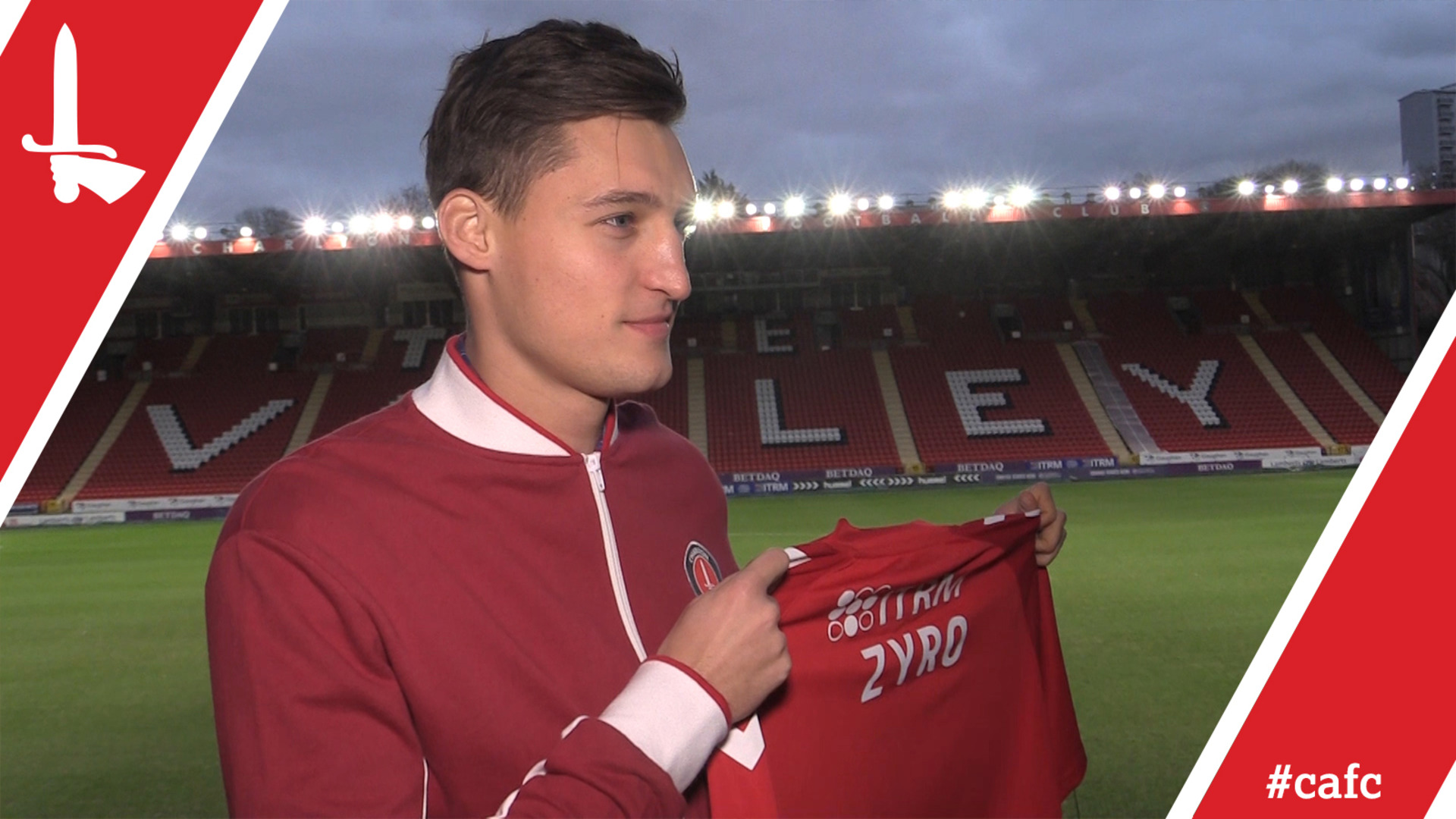 FREEVIEW | Michal Zyro signs on loan