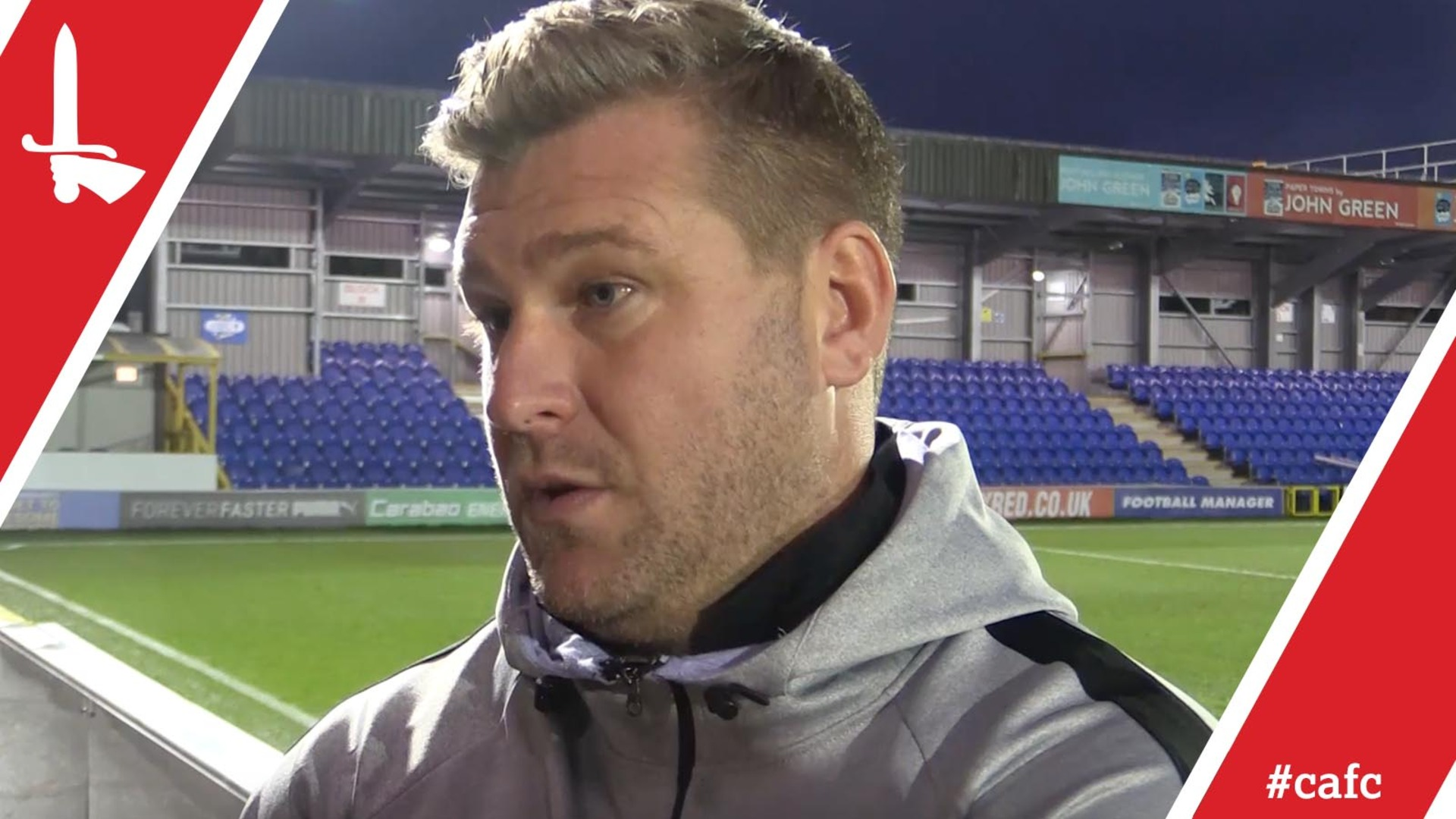 Karl Robinson assesses Charlton's FA Cup exit at AFC Wimbledon