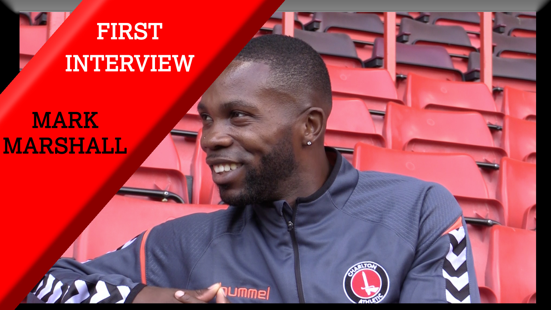 FIRST INTERVIEW | Mark Marshall joins the Addicks
