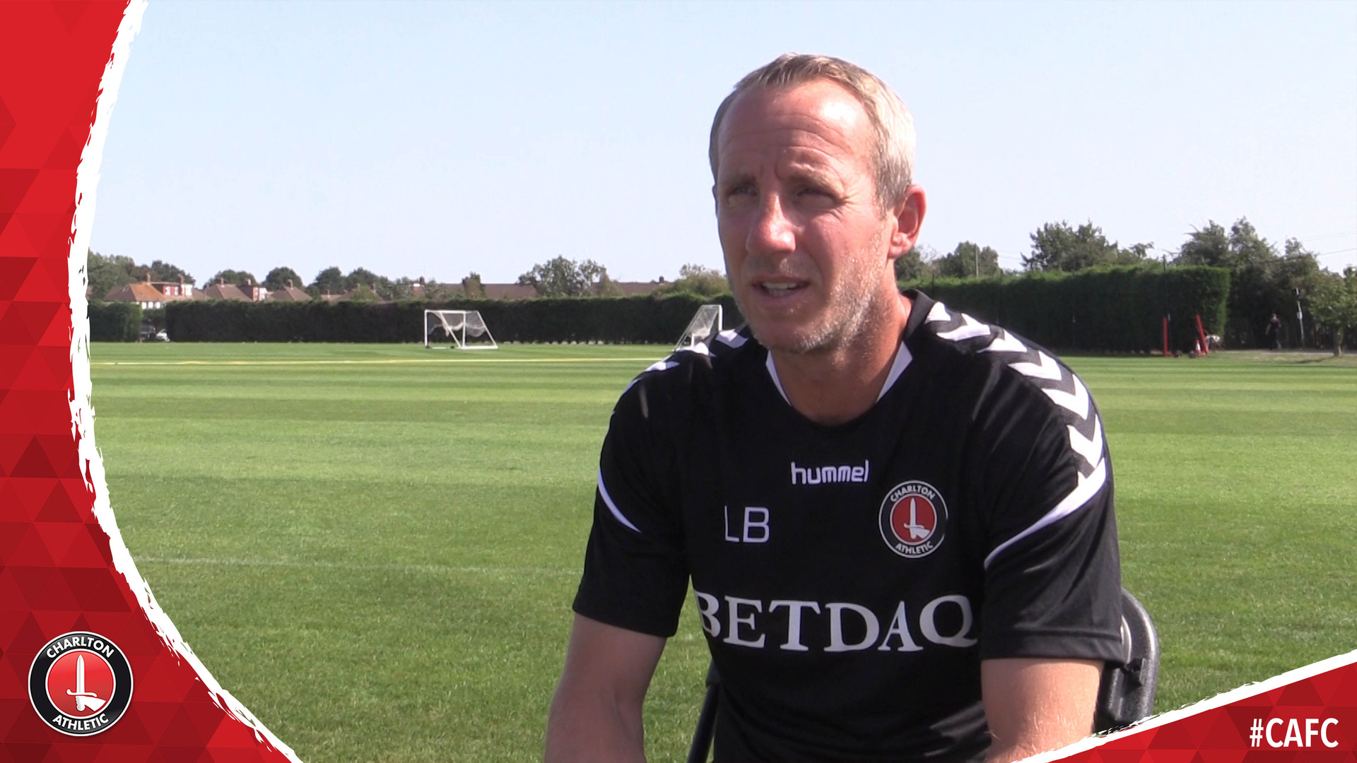 Lee Bowyer on transfers and Patrick Bauer