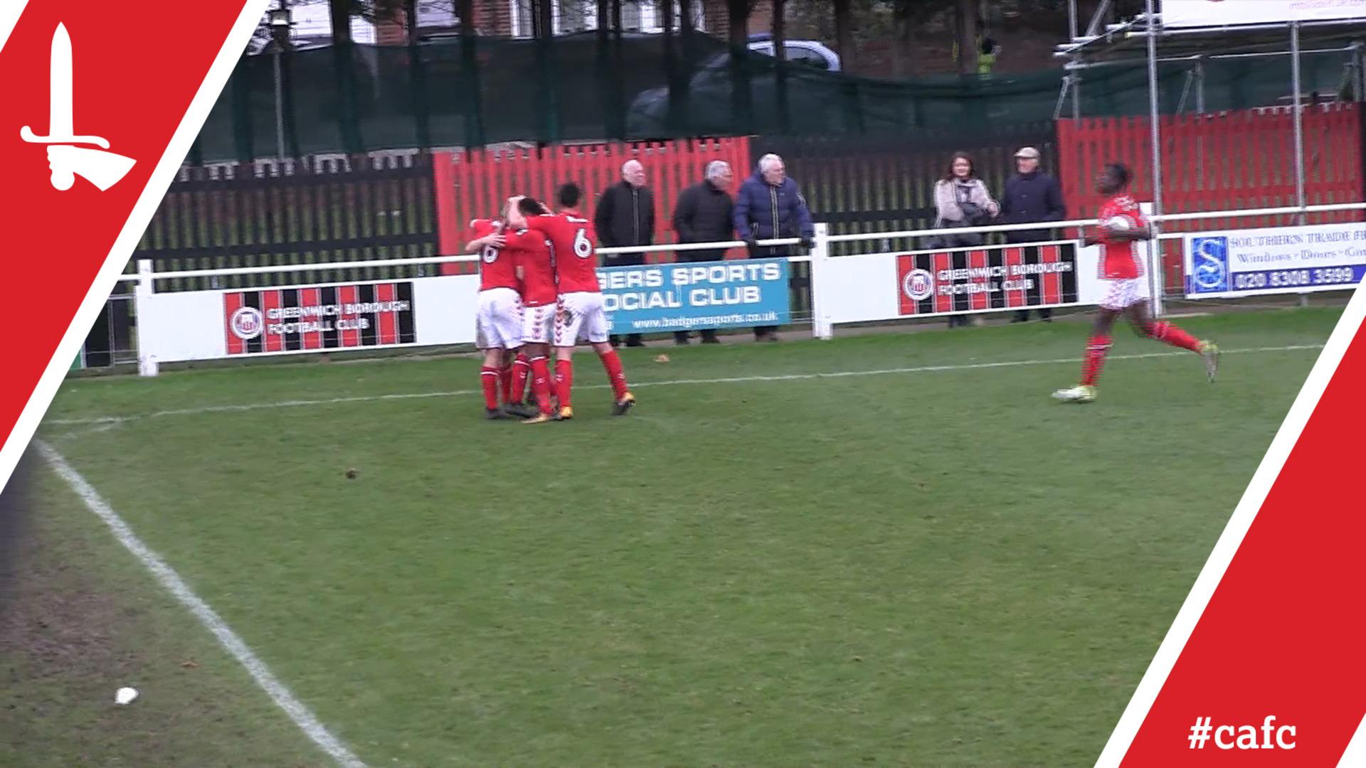 U23 HIGHLIGHTS | Charlton 1 Ipswich 1