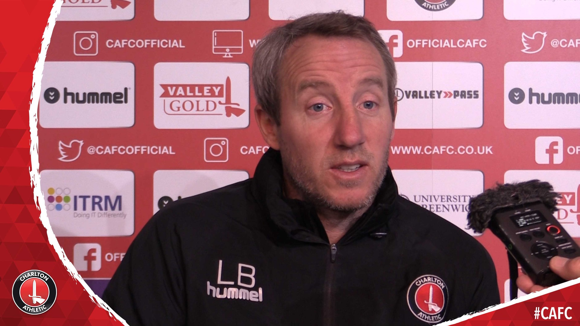 Lee Bowyer's pre-Fleetwood Town press conference (February 2019)