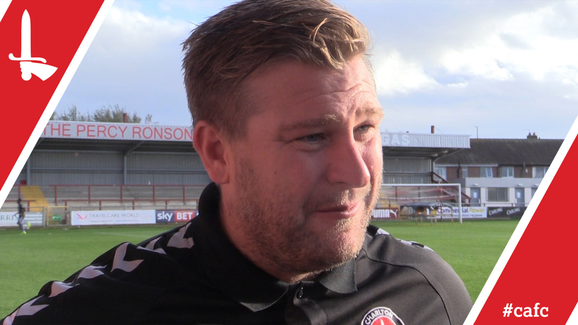 Karl Robinson hails Addicks after well-deserved win at Fleetwood Town
