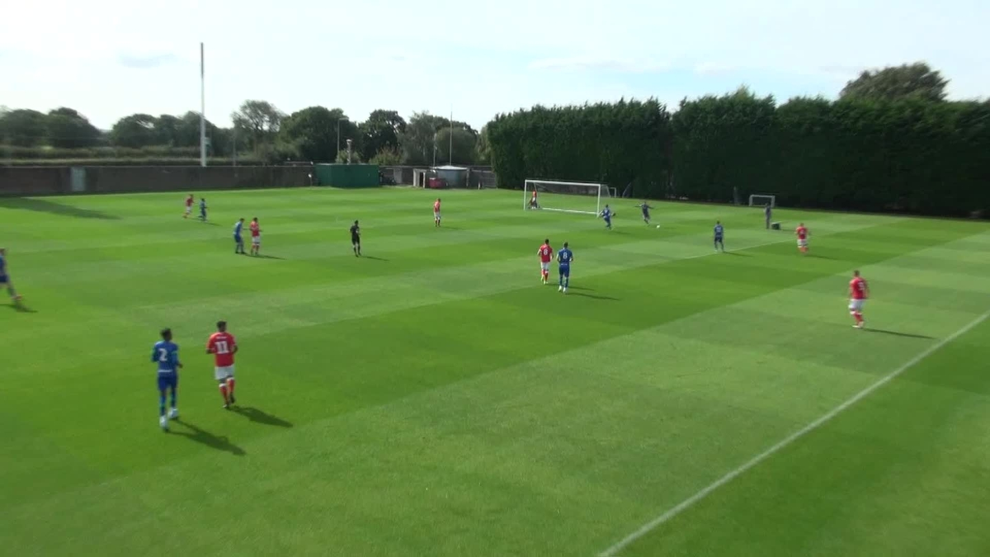 U23 HIGHLIGHTS | Wigan Athletic 2 Charlton 1 (September 2019)