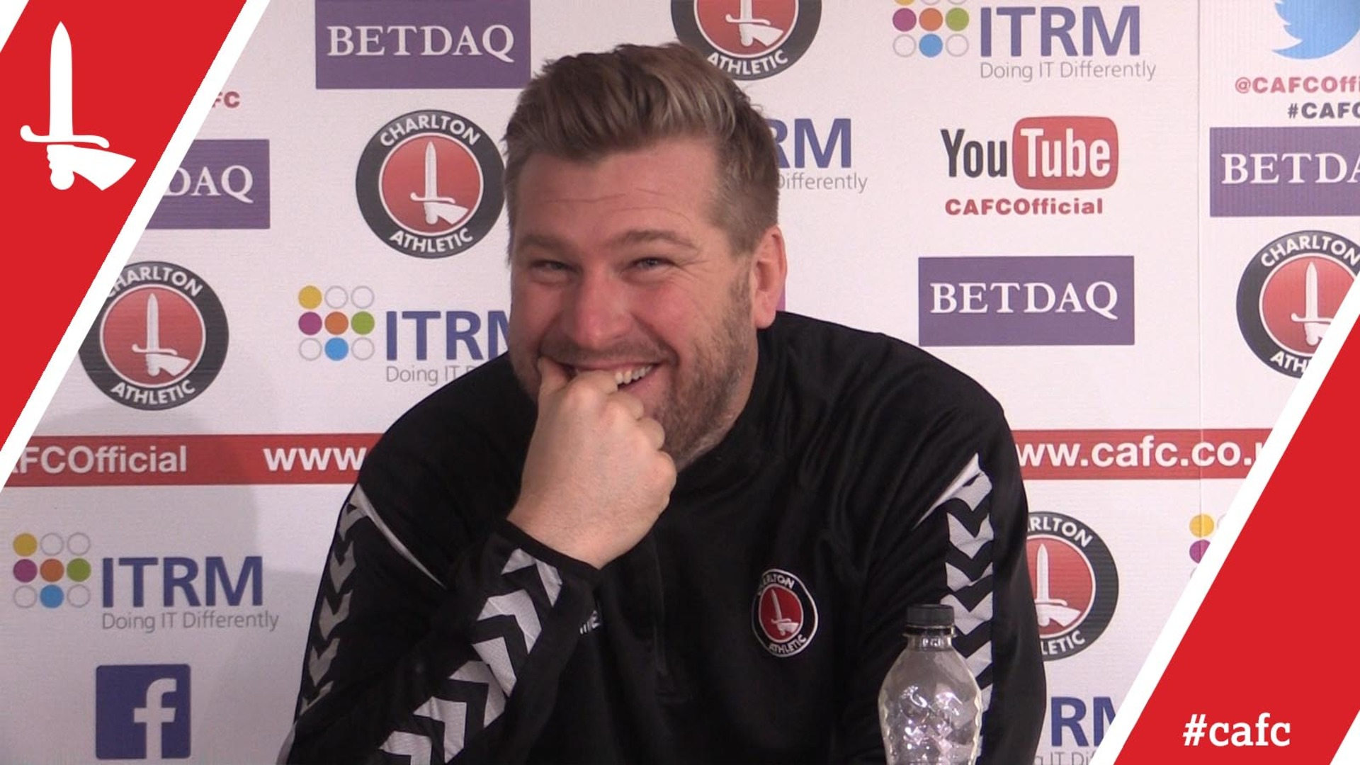 Karl Robinson's pre-Doncaster Rovers press conference (Feb 2018)