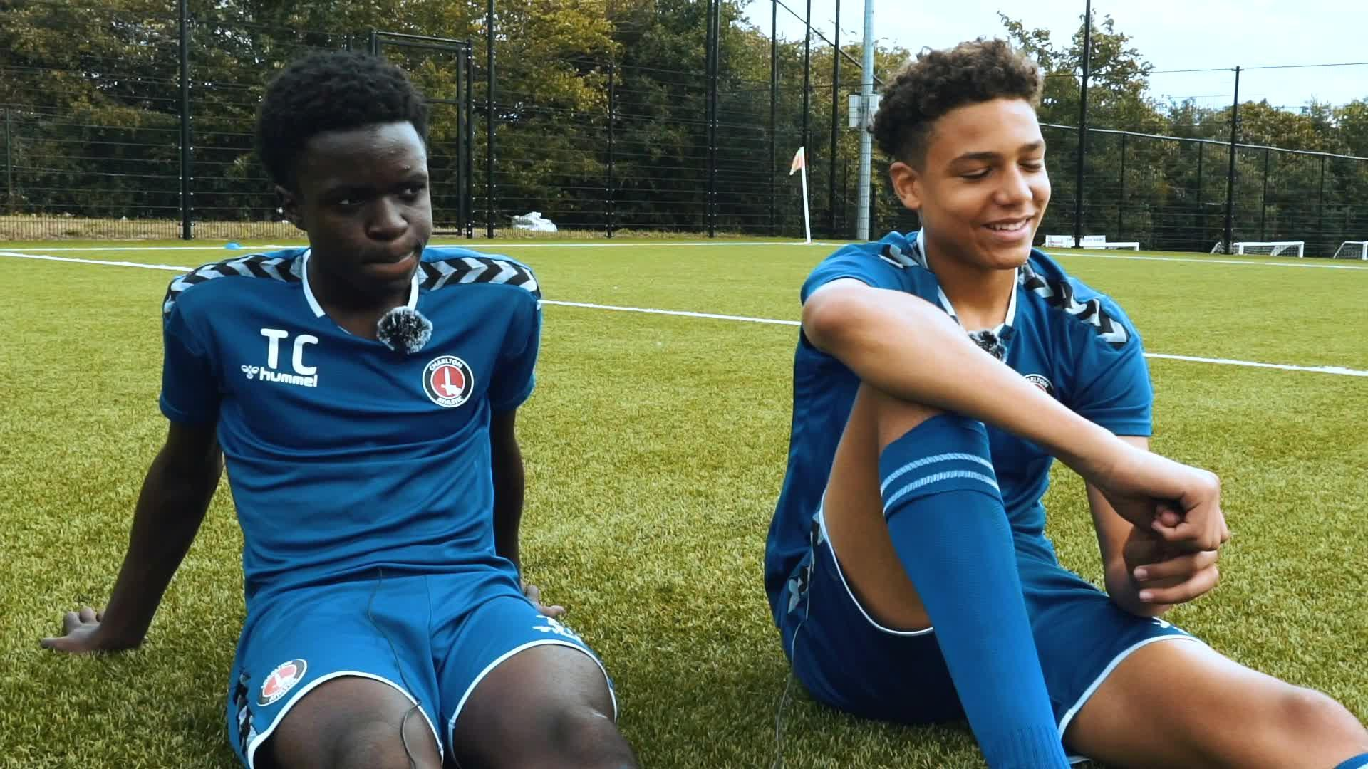 Meet the Scholars | Miles Leaburn and Tyreece Campbell (September 2020)