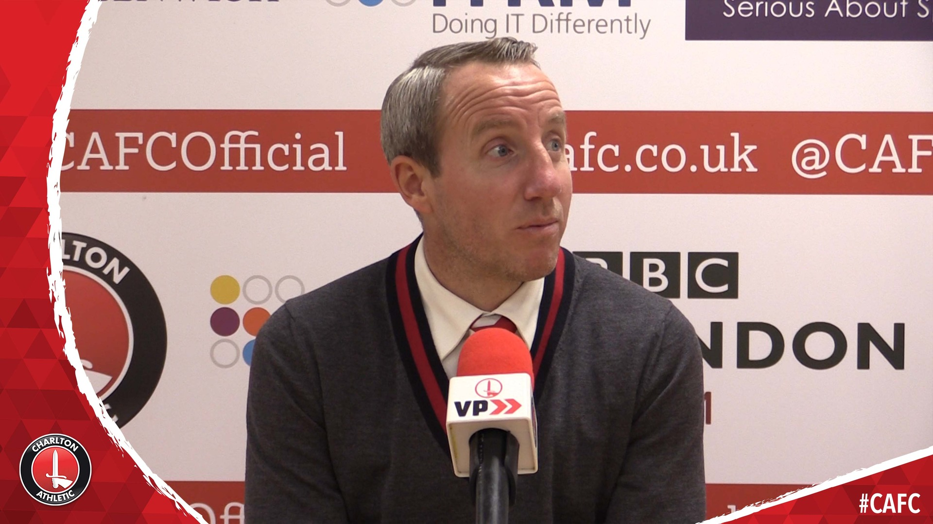 Lee Bowyer hails Charlton's first-half performance in Walsall victory (January 2019)