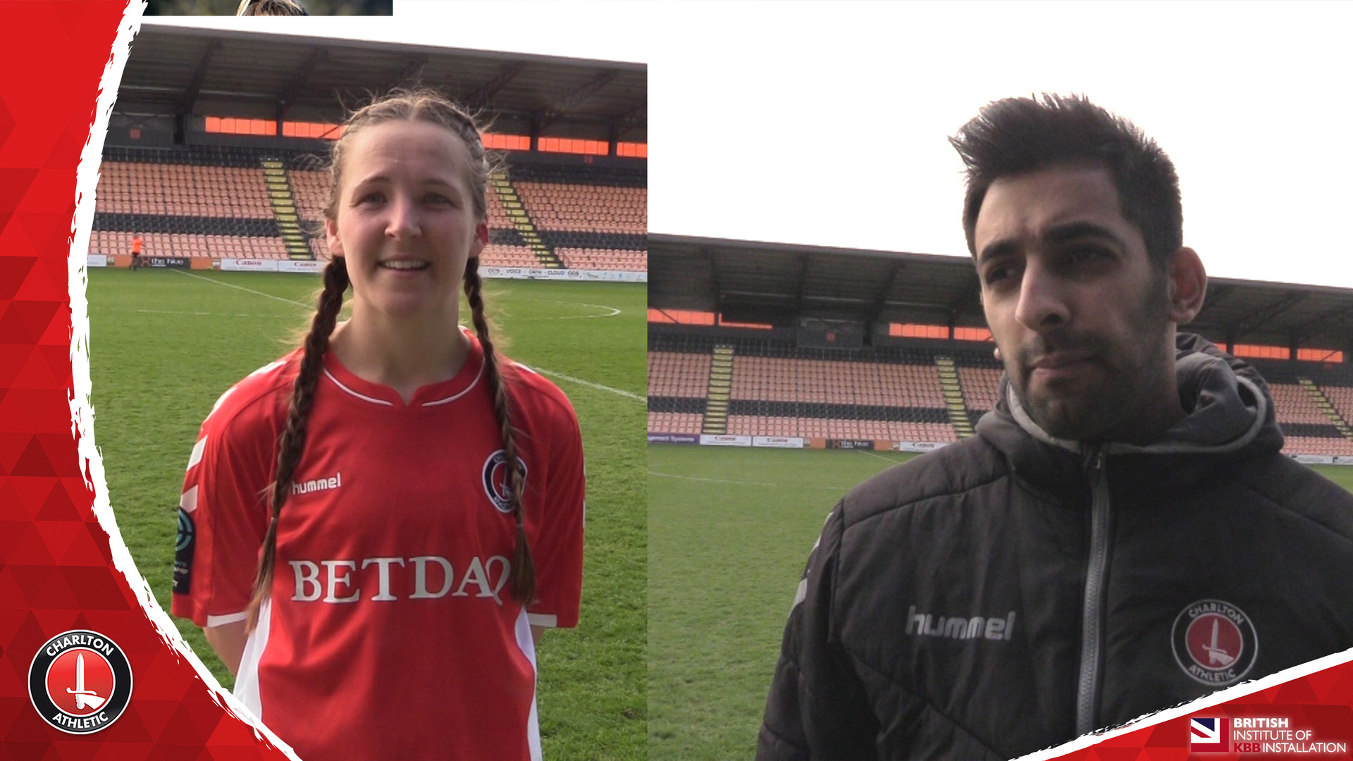 WOMEN'S REACTION | Riteesh Mishra and Hayley West pleased with Bees victory