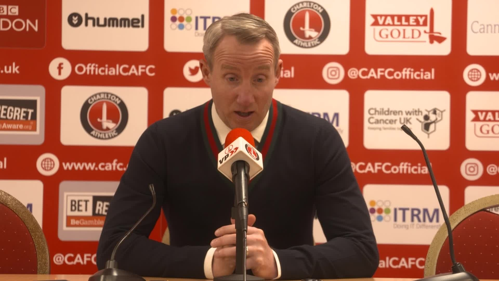 POST-MATCH | Bowyer speaks following victory over The Hatters (February 2020)