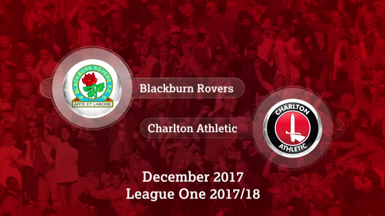 GOALS | Blackburn 2 Charlton 0