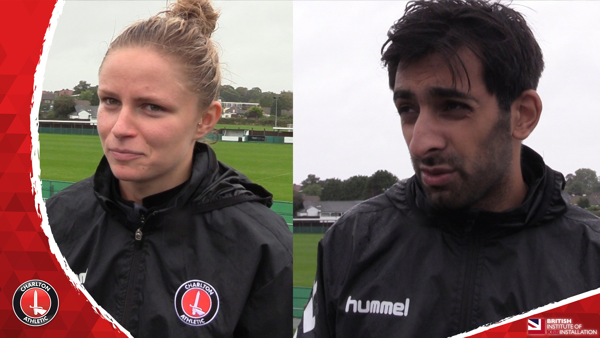 WOMEN'S REACTION | Ellie Bailes and Riteesh Mishra pleased with Millwall victory