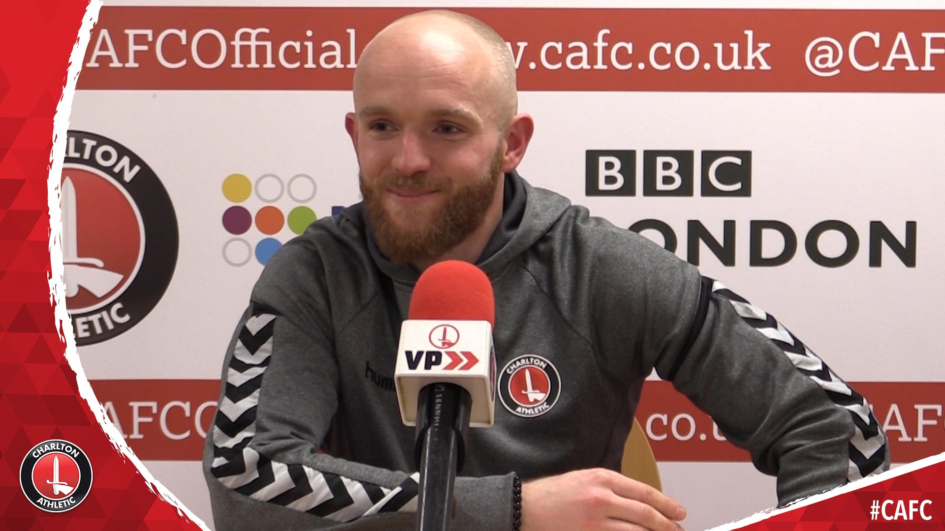 Jonny Williams on making his Charlton debut against Sunderland (January 2019)