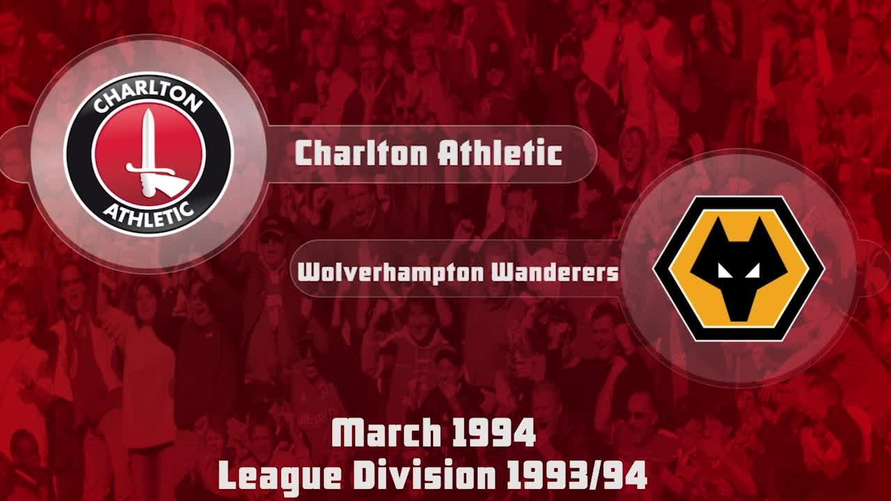 49 HIGHLIGHTS | Charlton 0 Wolves 1 (March 1994)