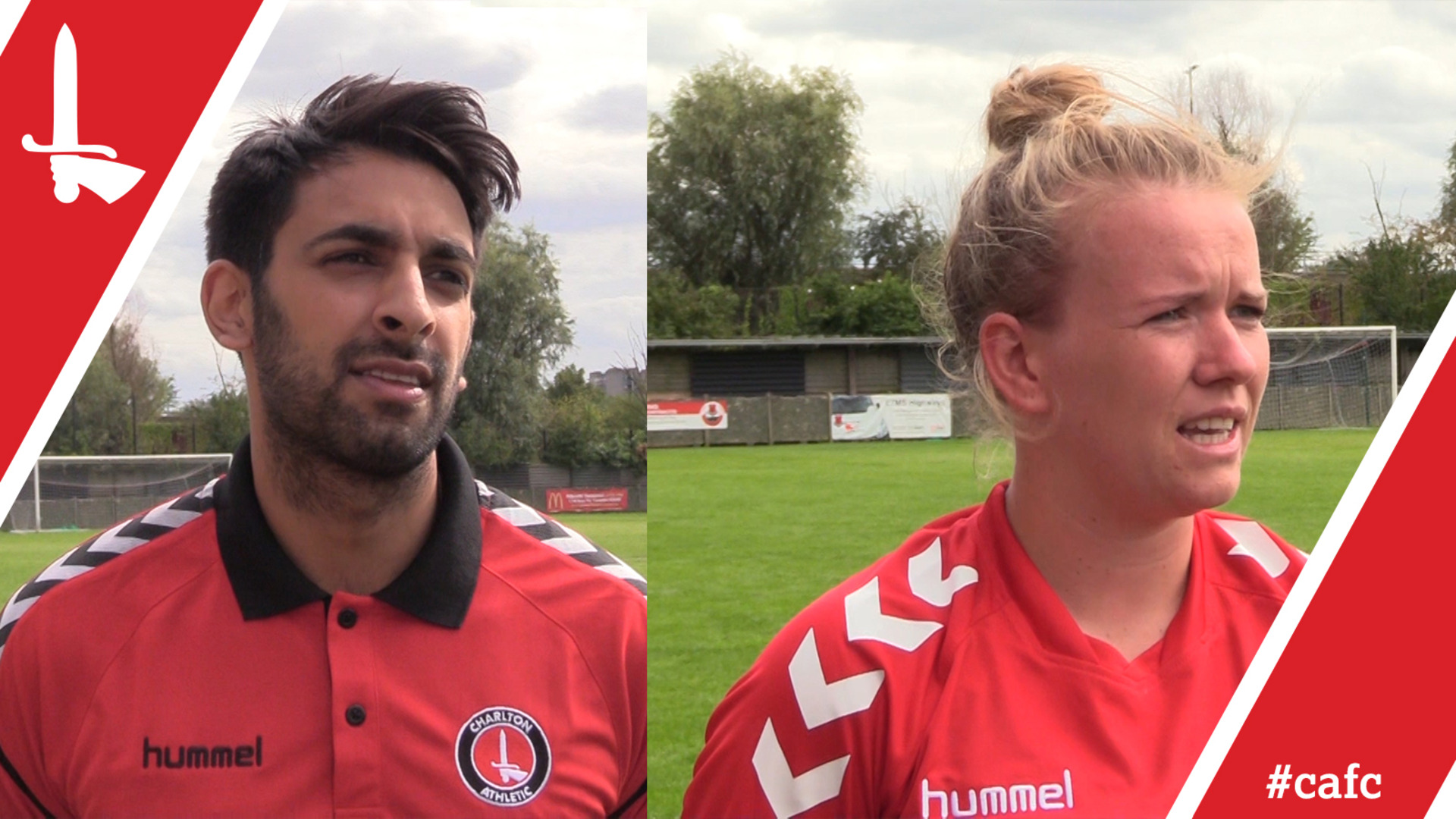 WOMEN'S REACTION | Riteesh and Ellie pleased with Lewes Victory